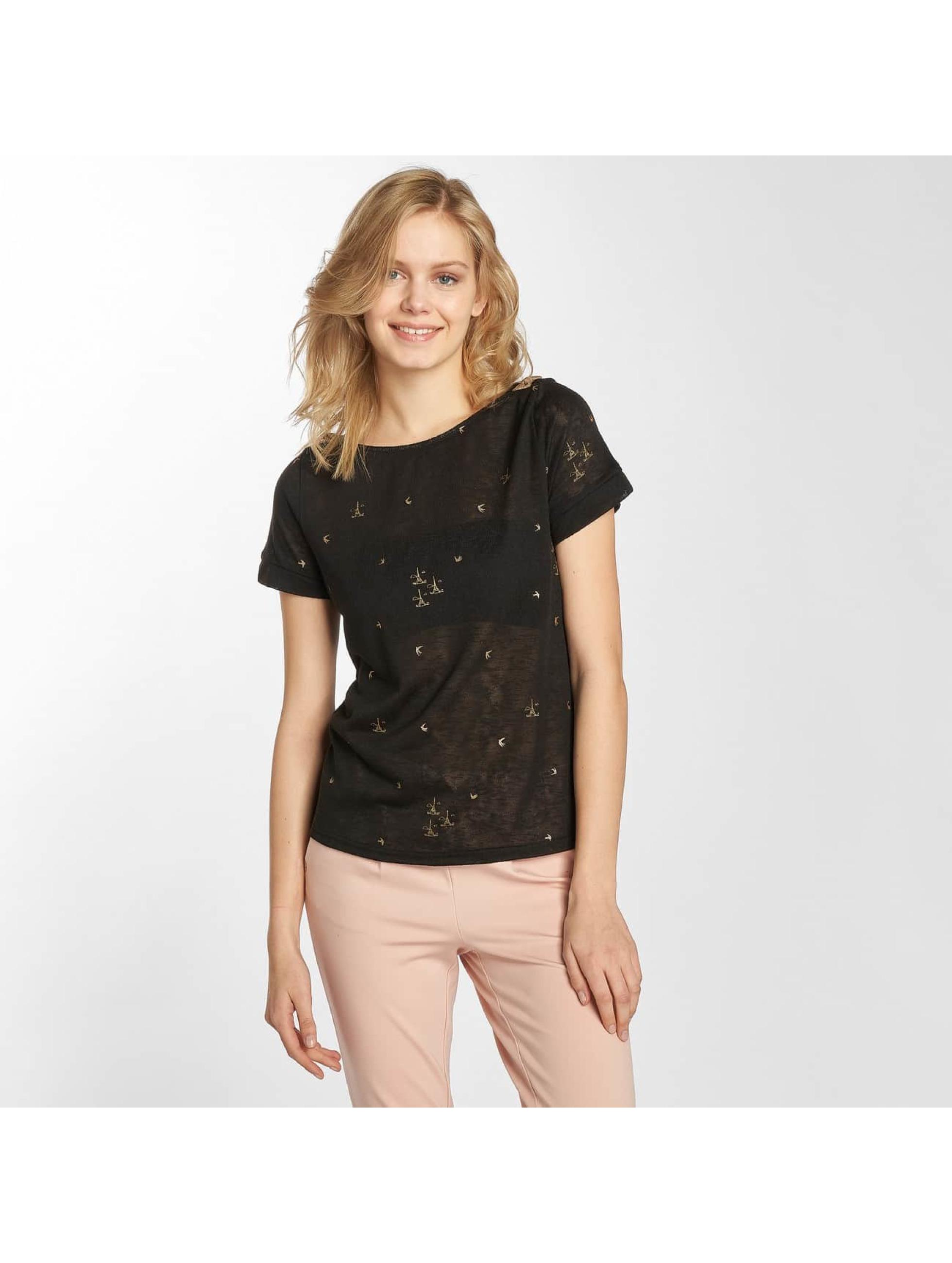 Grace & Mila T-Shirty Paris czarny