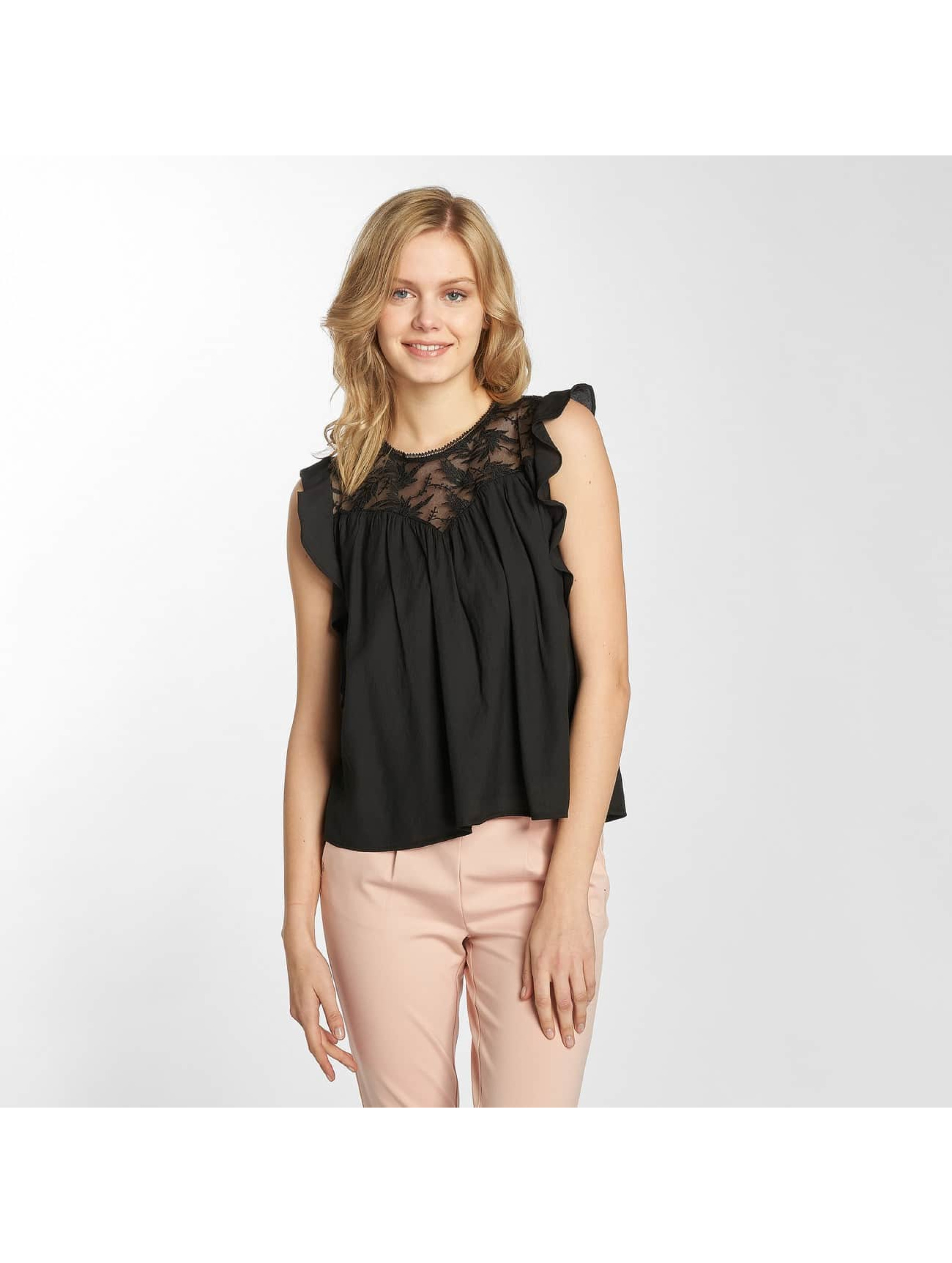 Grace & Mila Top Papa black