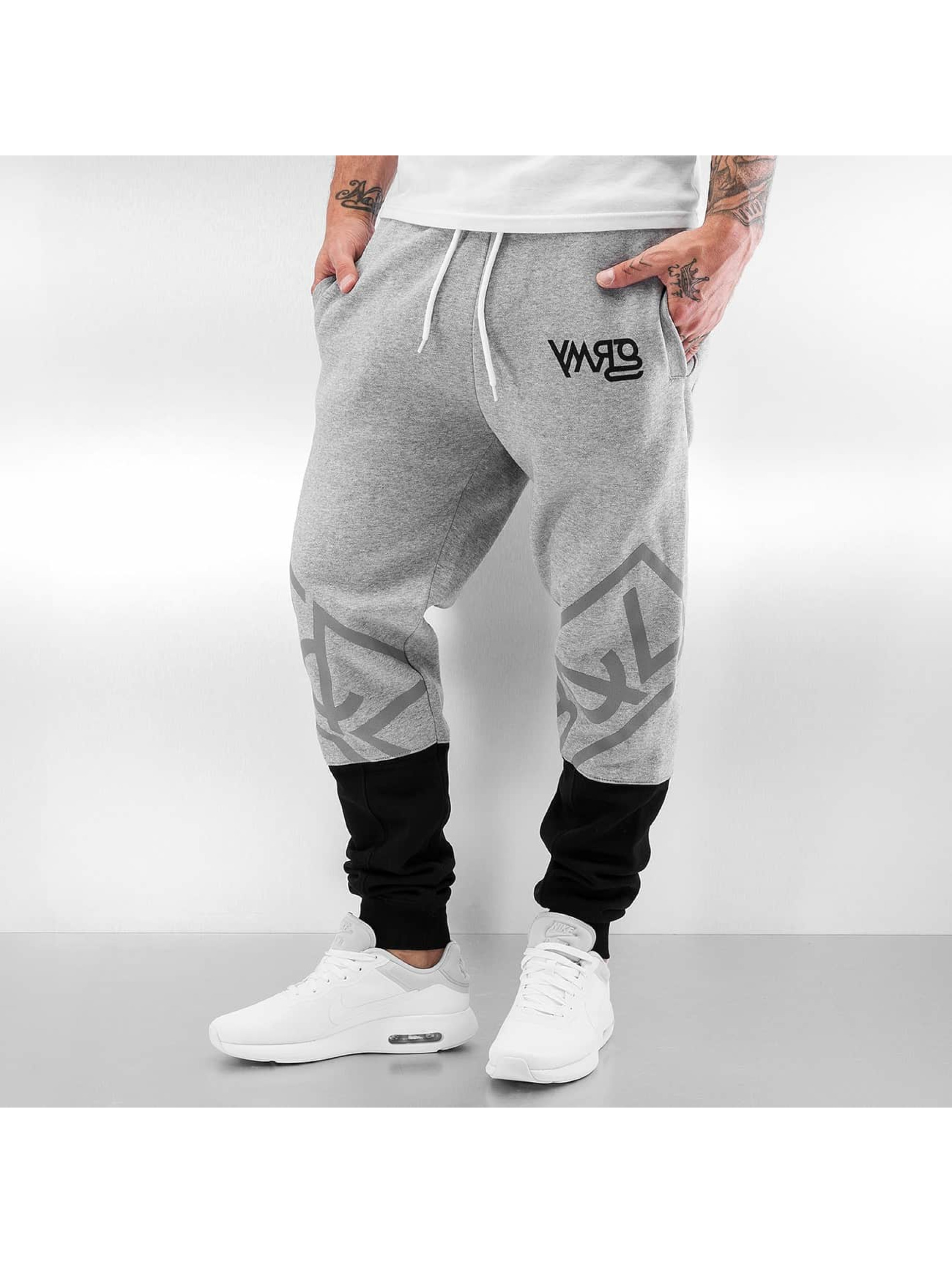 Grimey Wear Jogging Fire Eater gris