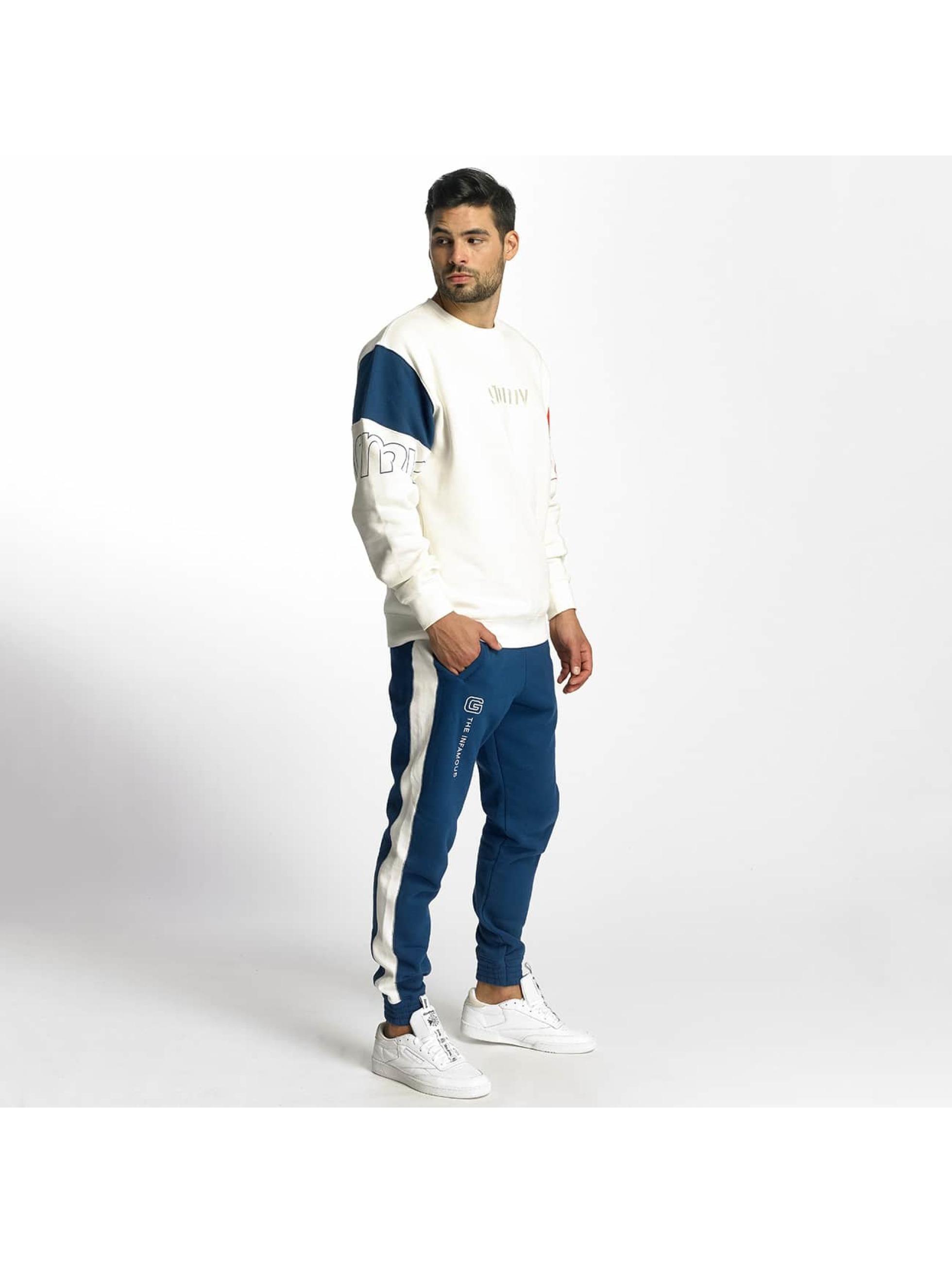 Grimey Wear Jogginghose G-Skills blau
