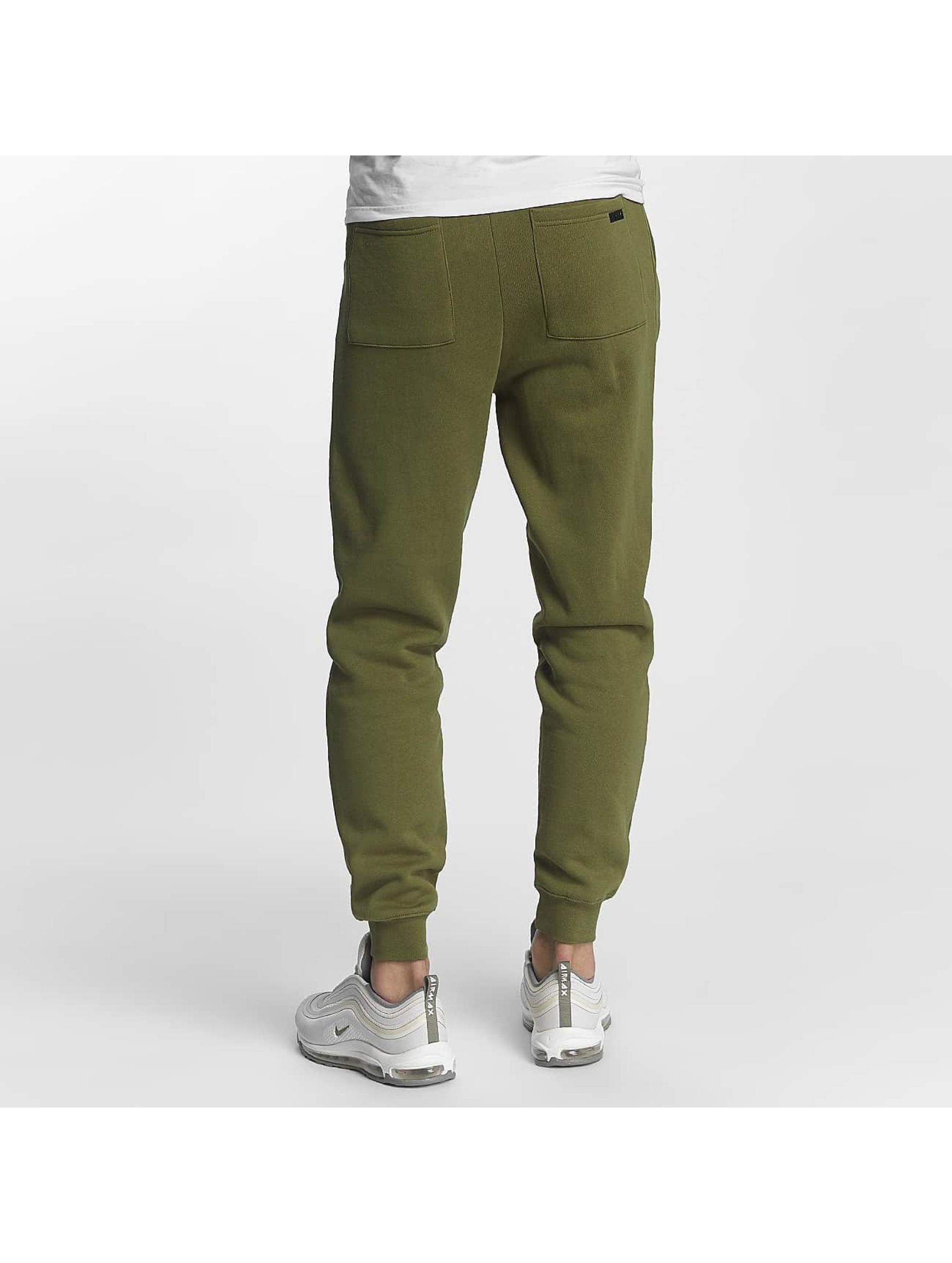 Grimey Wear Jogginghose Overcome Gravity olive