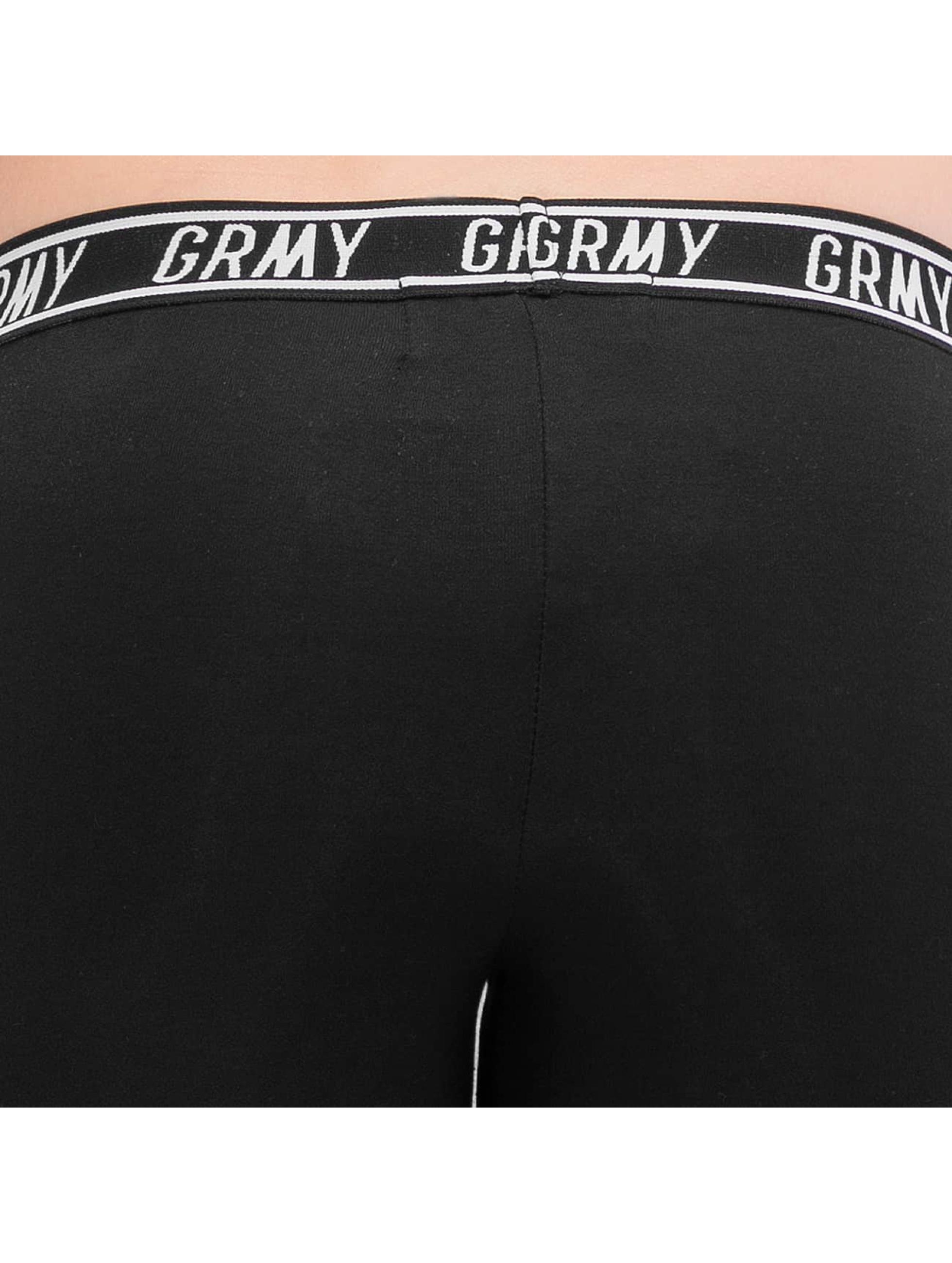 Grimey Wear Legíny/Tregíny The Heat èierna
