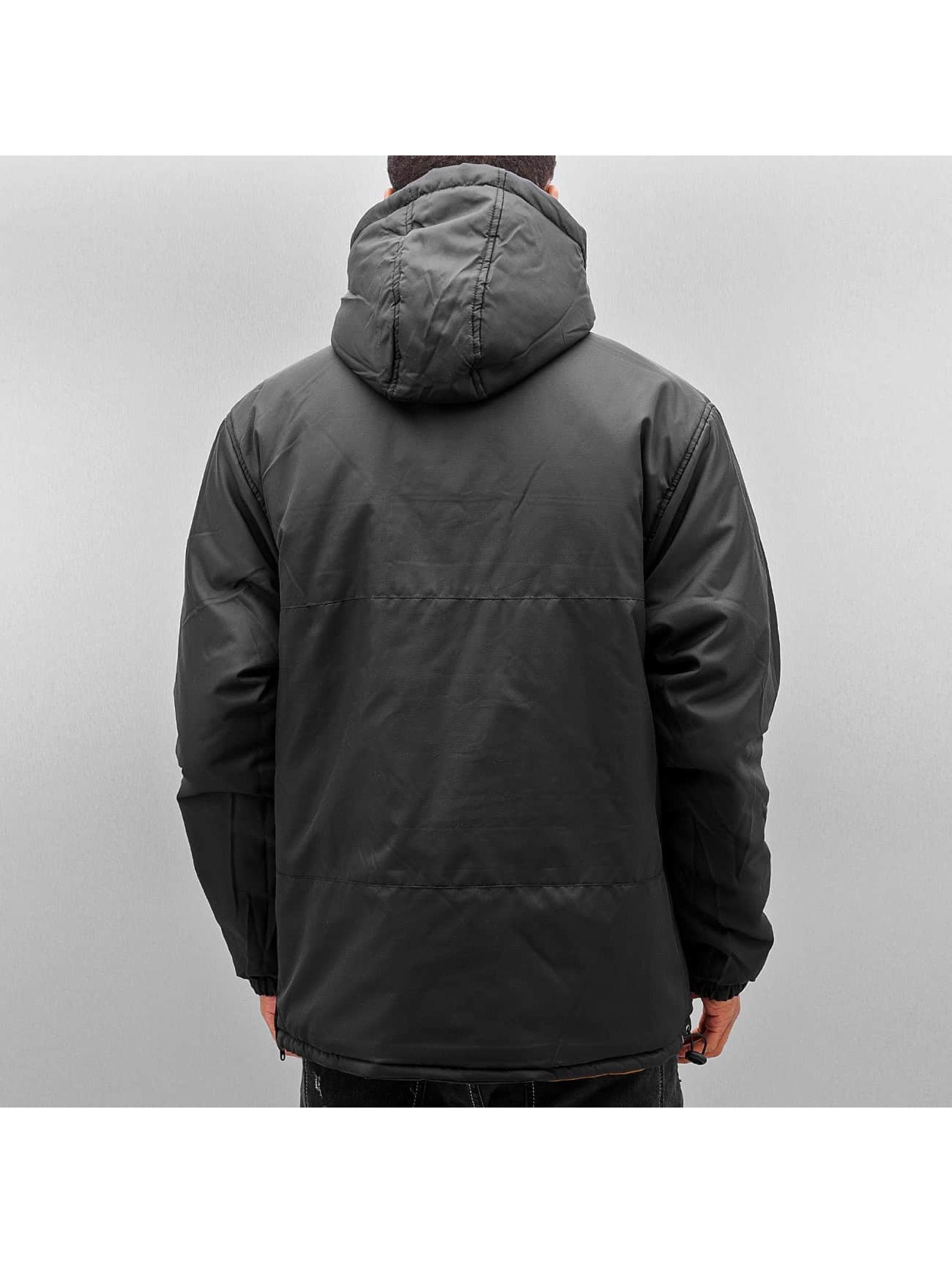 Grimey Wear Lightweight Jacket Smoky Alley Reversible camouflage