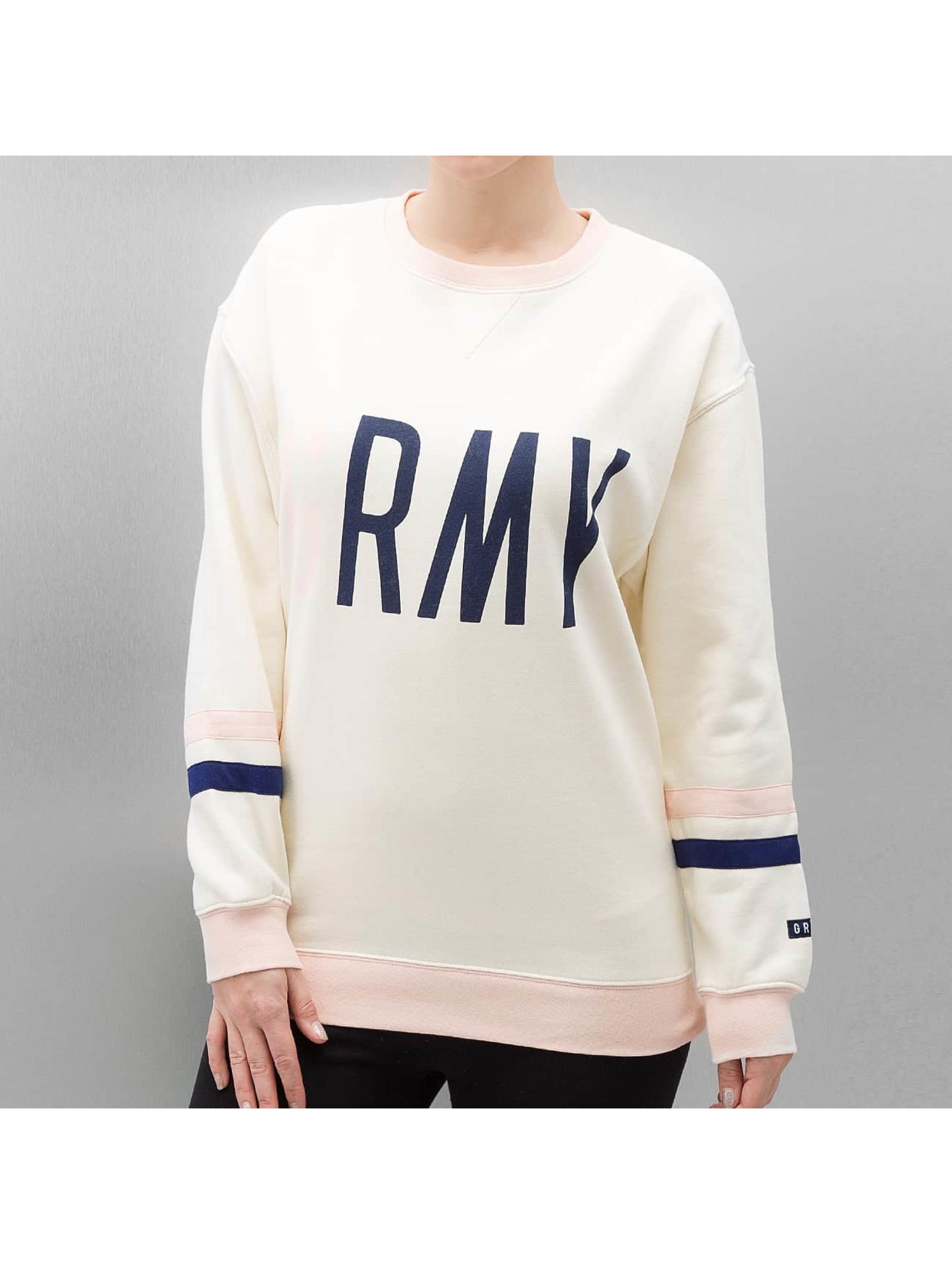 Grimey Wear Pullover Walk On By Girl beige