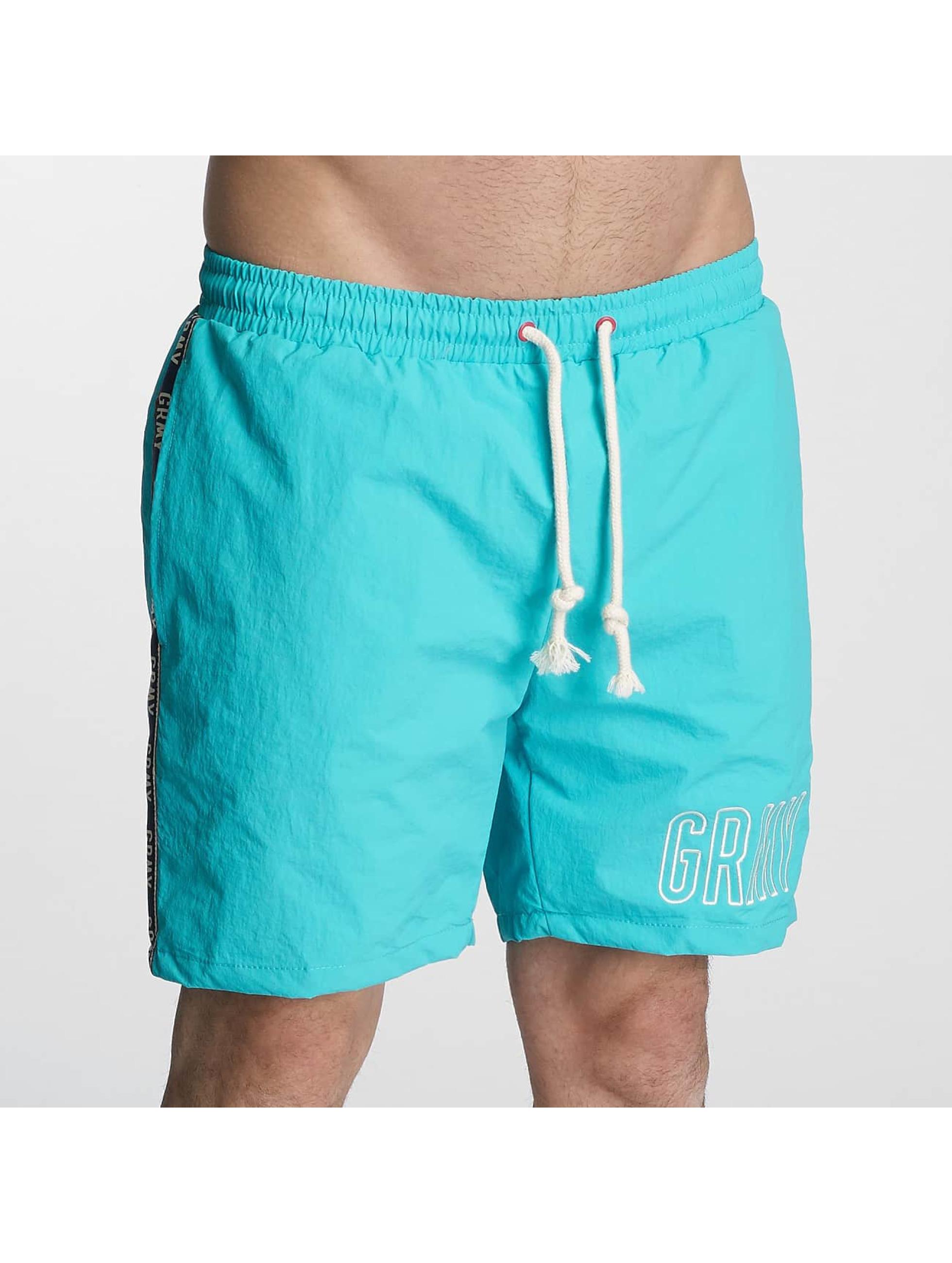 Grimey Wear Sous-vêtements / Maillots / Short de bain Rock Creek en bleu