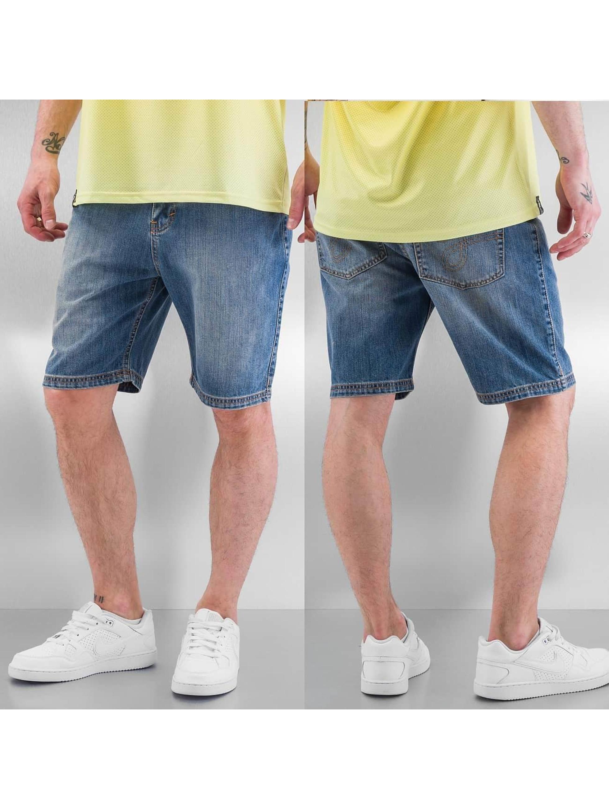 Grimey Wear shorts Classic blauw