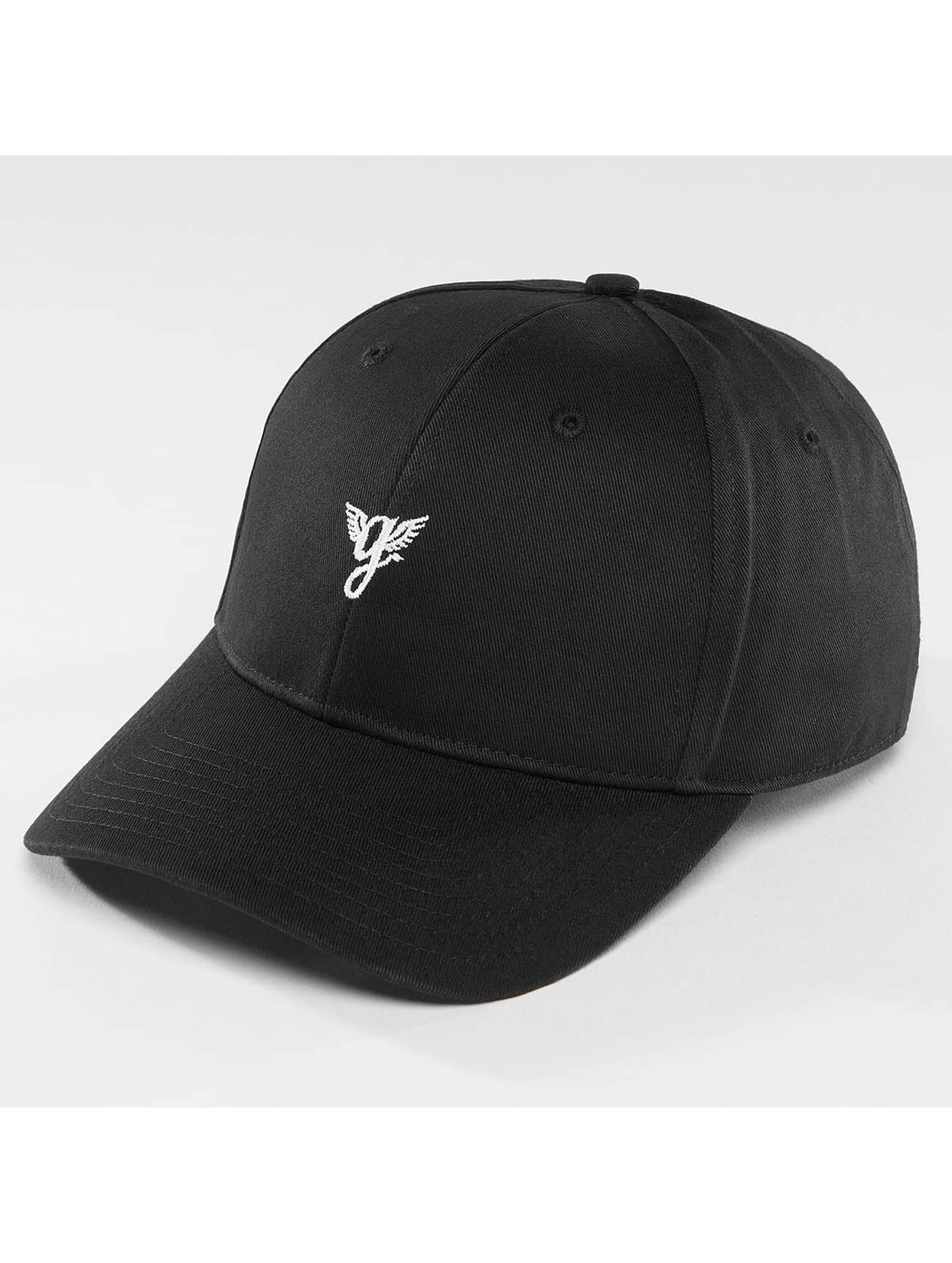 Grimey Wear Snapback Heritage Curved Visor èierna