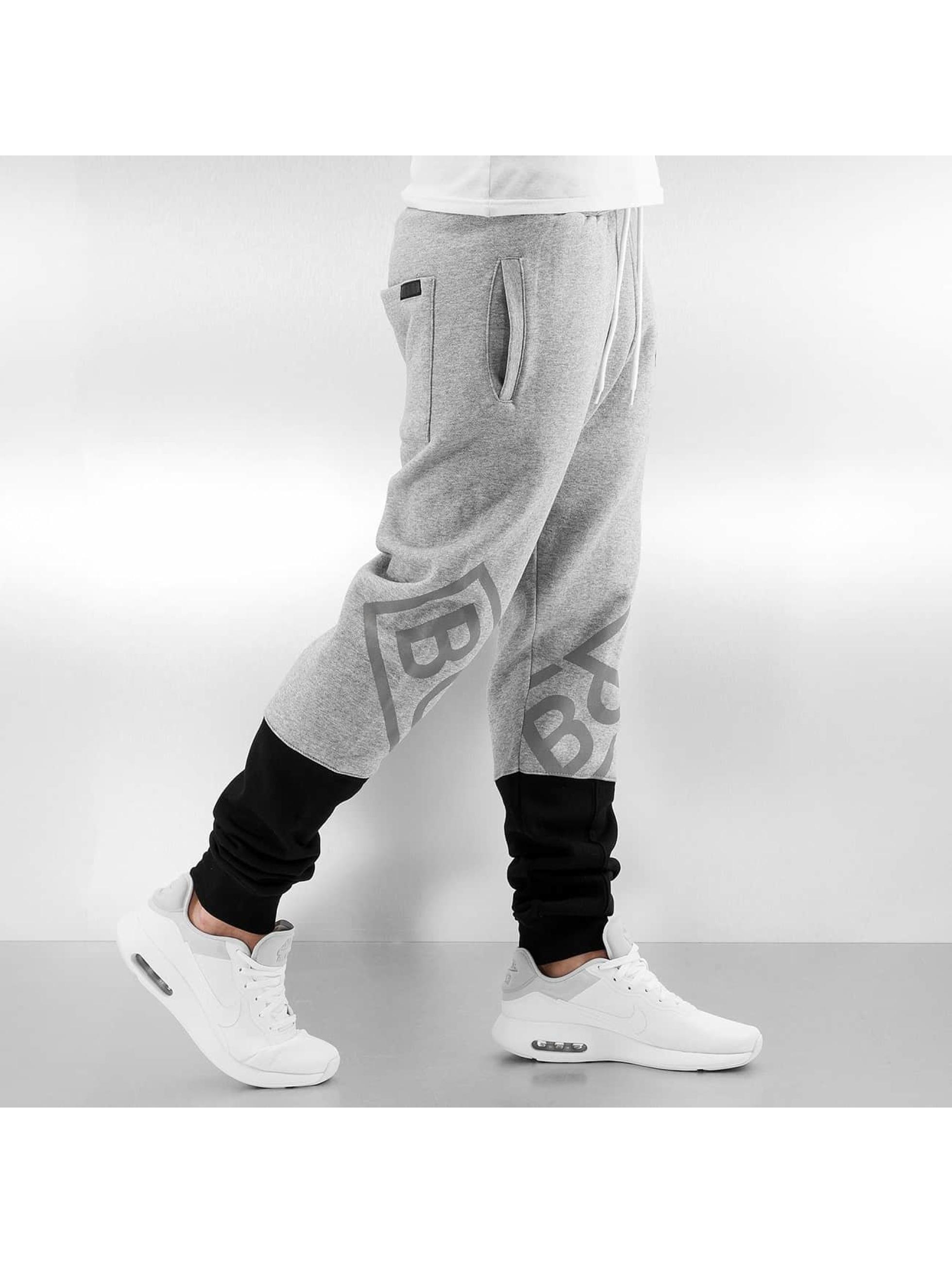 Grimey Wear Spodnie do joggingu Fire Eater szary