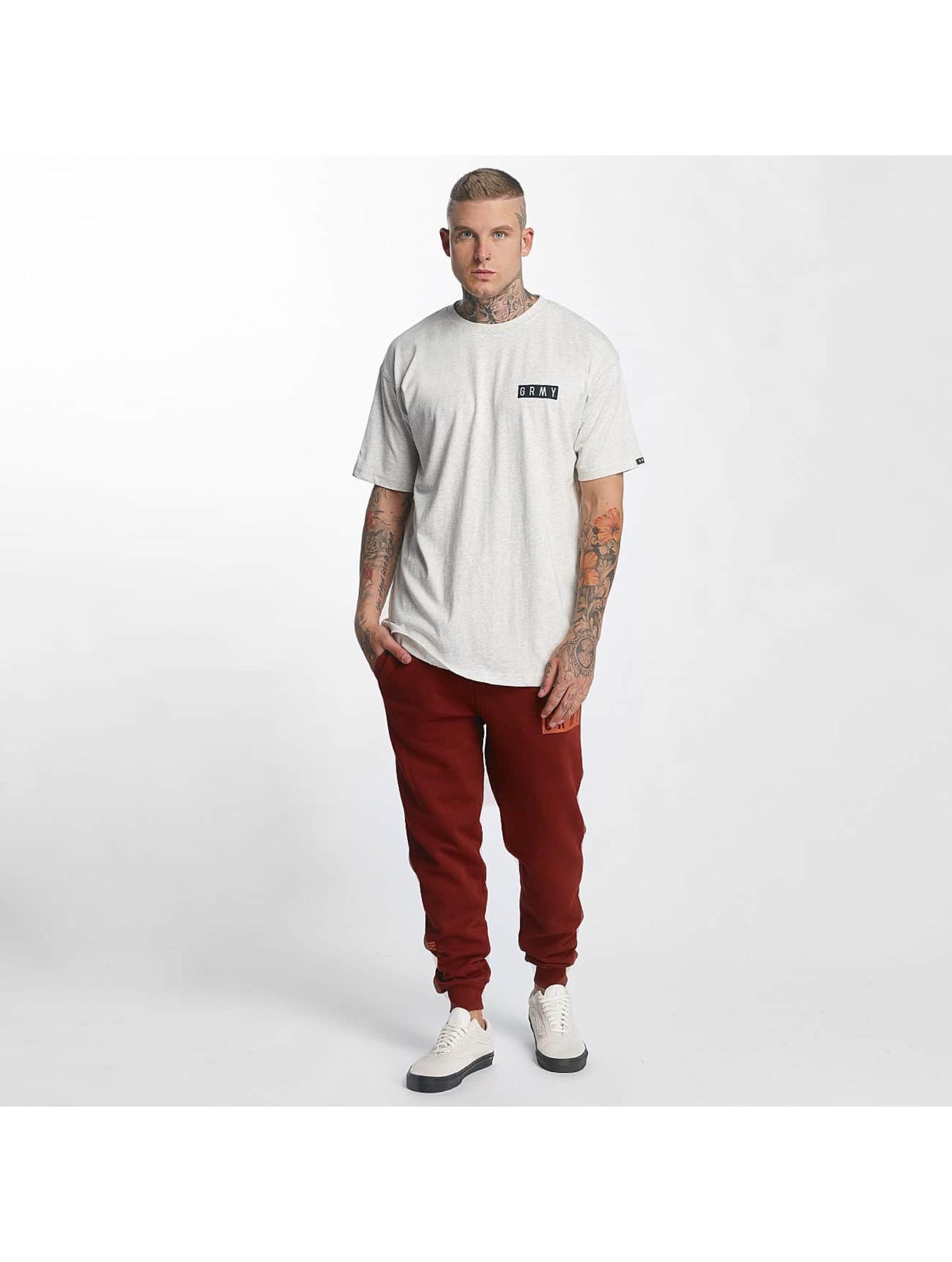 Grimey Wear T-Shirt Overcome Gravity grau