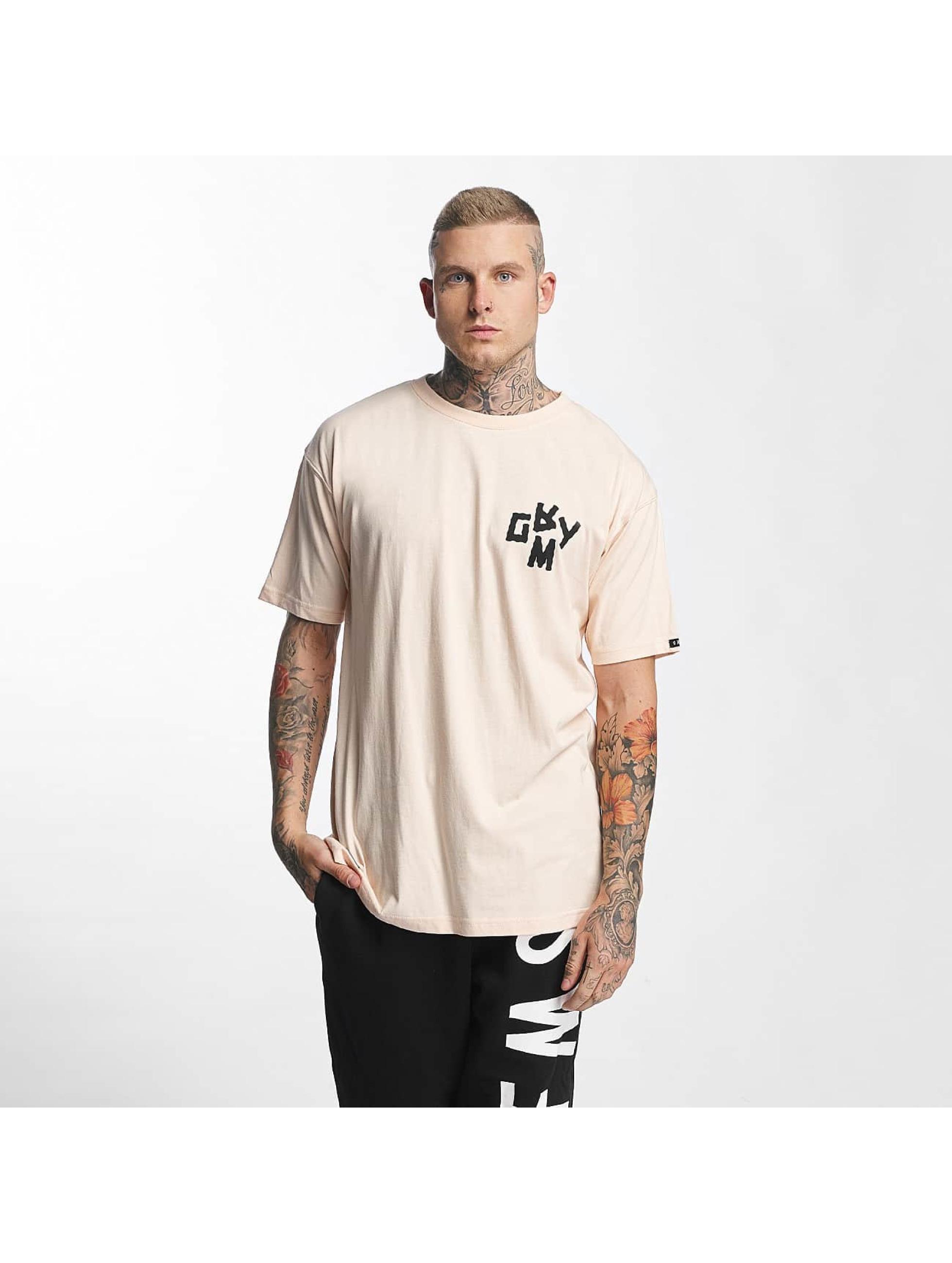 Grimey Wear heren t-shirt Cut The Crap - oranje