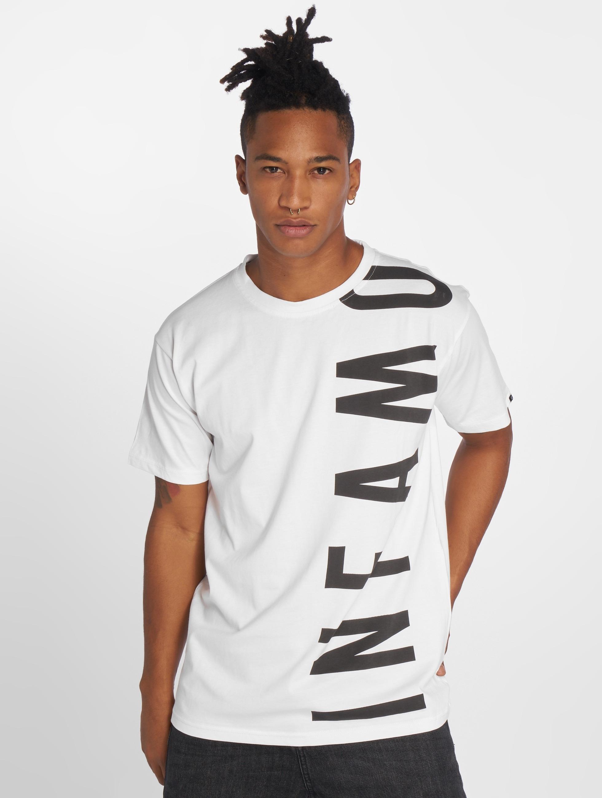 Grimey Wear T-Shirt Infamous Heritage weiß