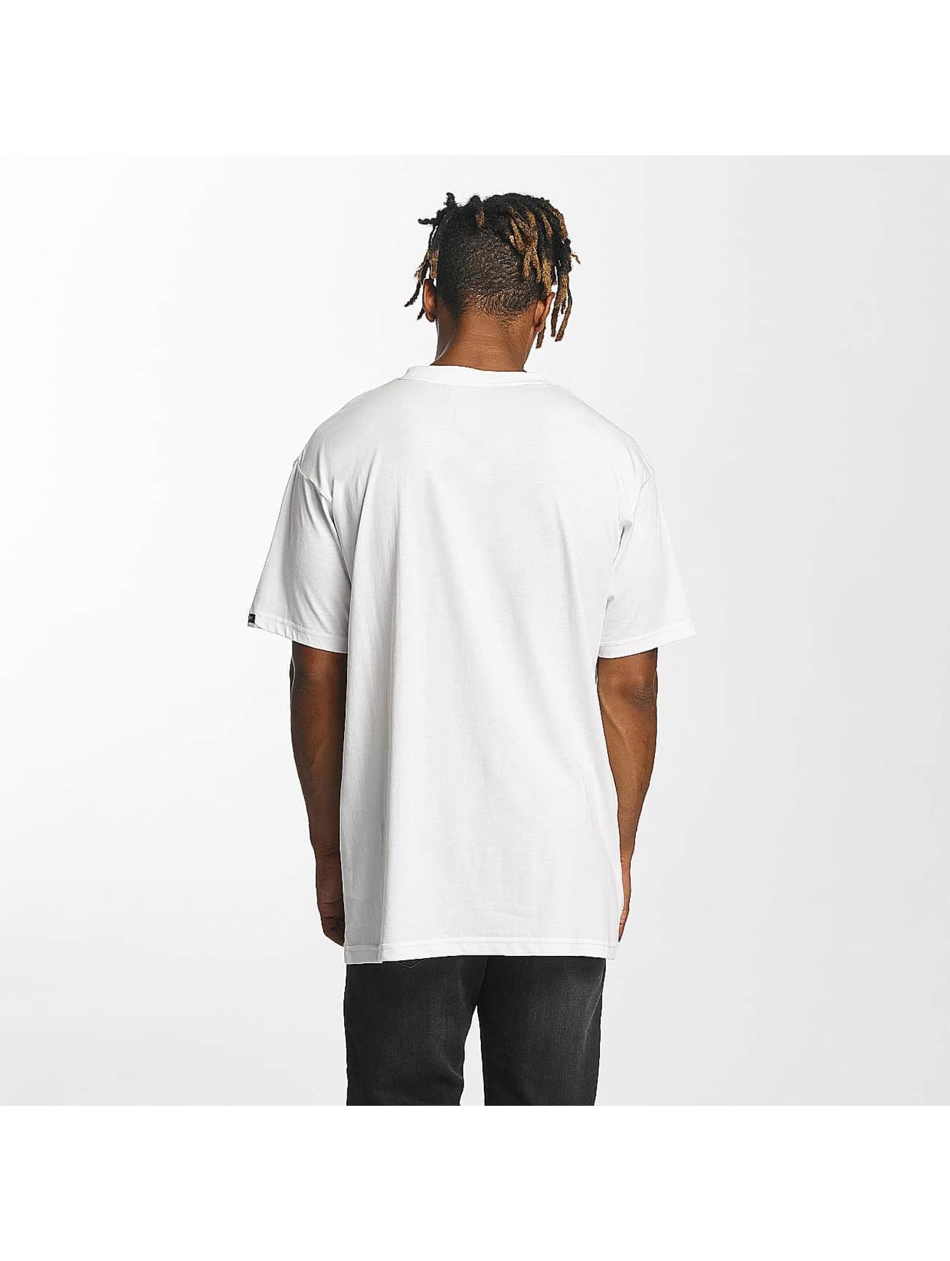 Grimey Wear Tričká Heritage biela