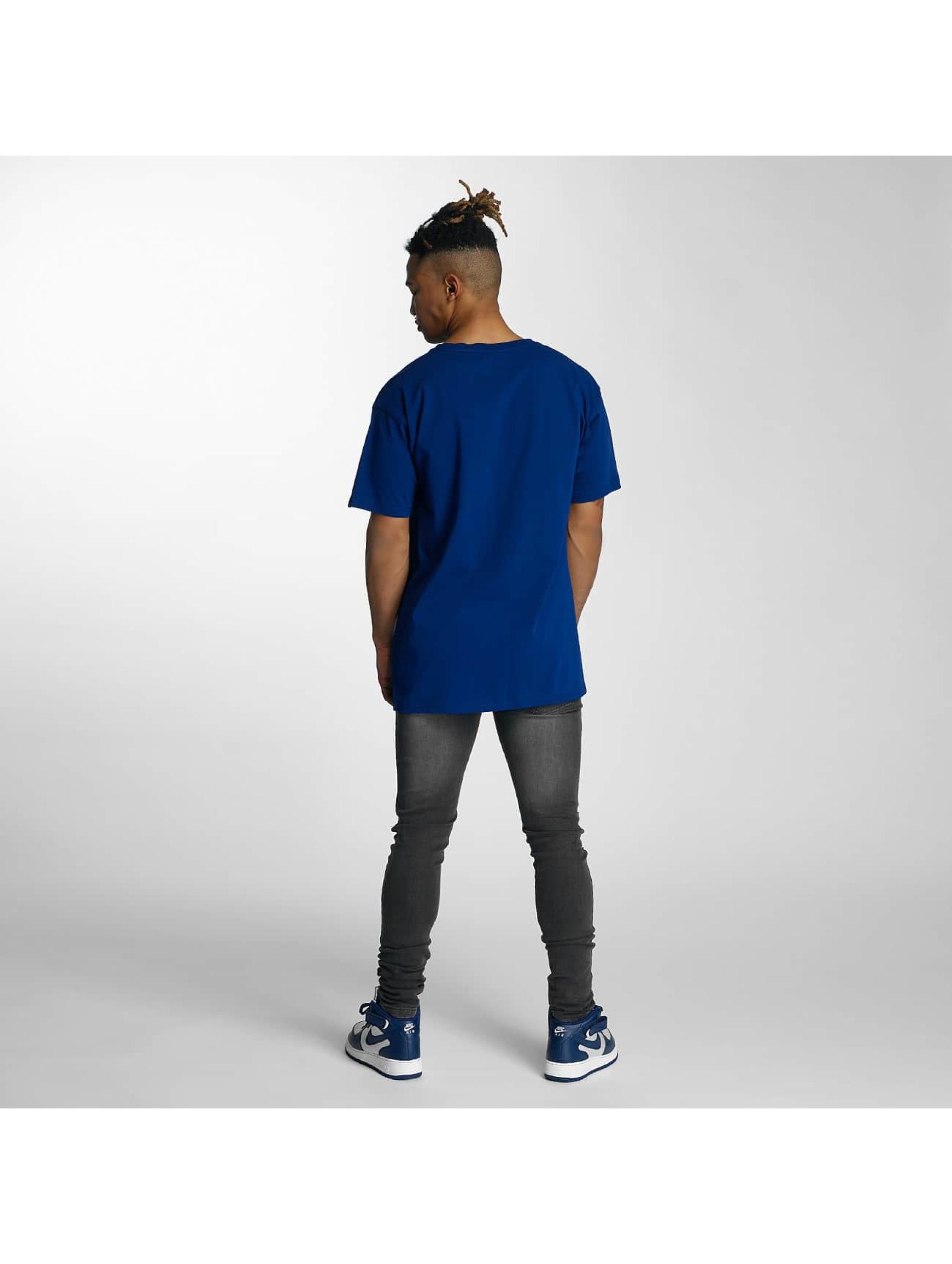 Grimey Wear Tričká Mist Blues modrá