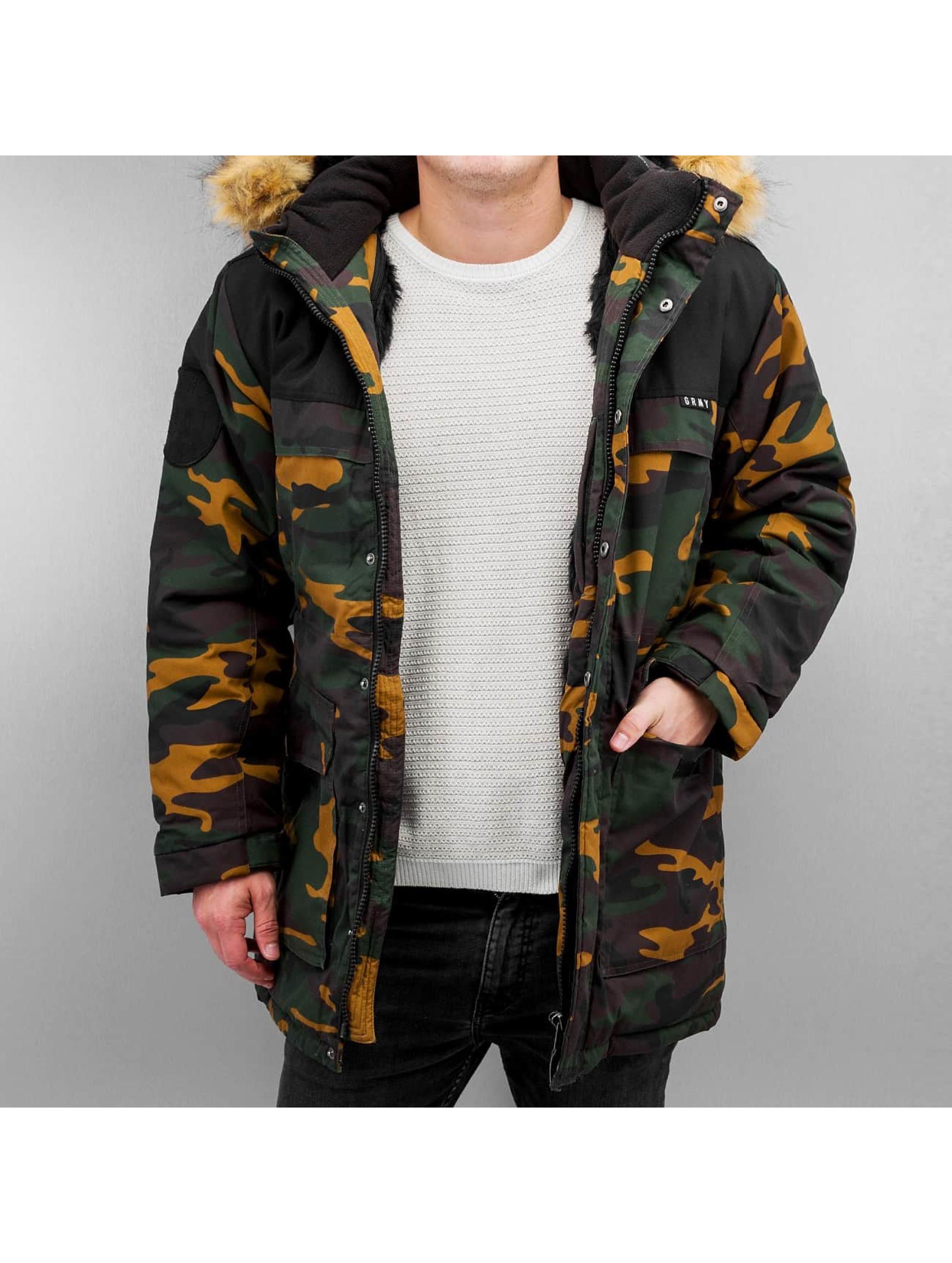 Winterjacke Smoky Alley in camouflage