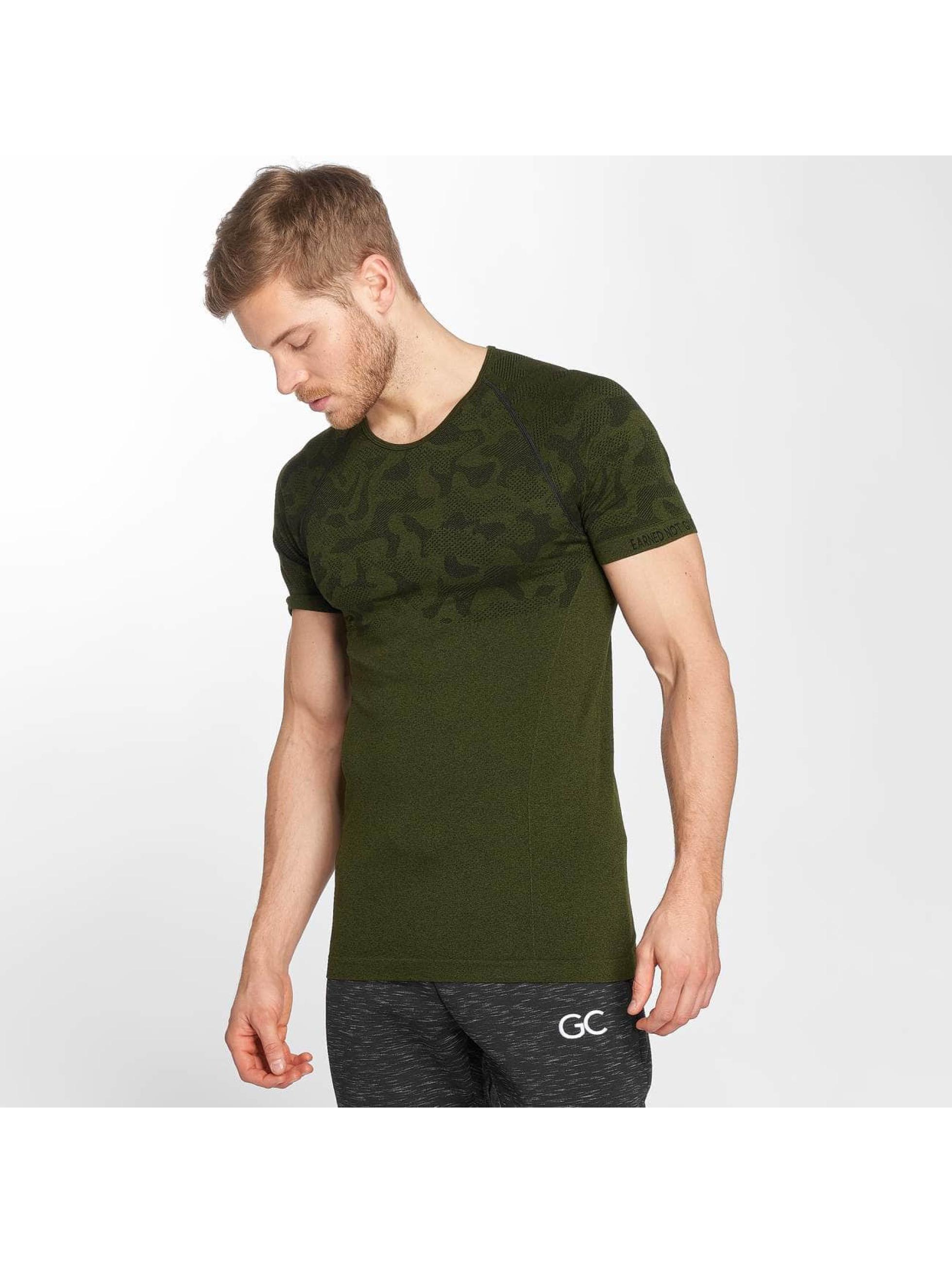 GymCodes Camiseta Performance camuflaje