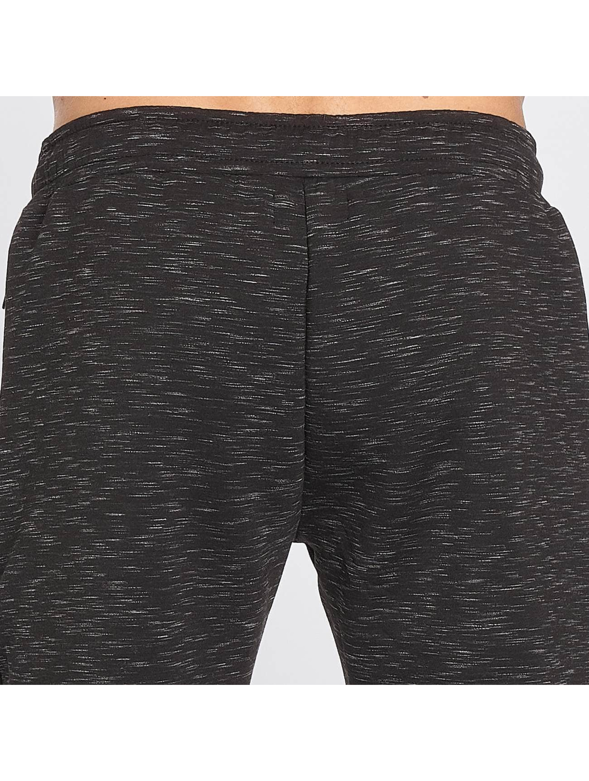 GymCodes Jogging Athletic-Fit noir