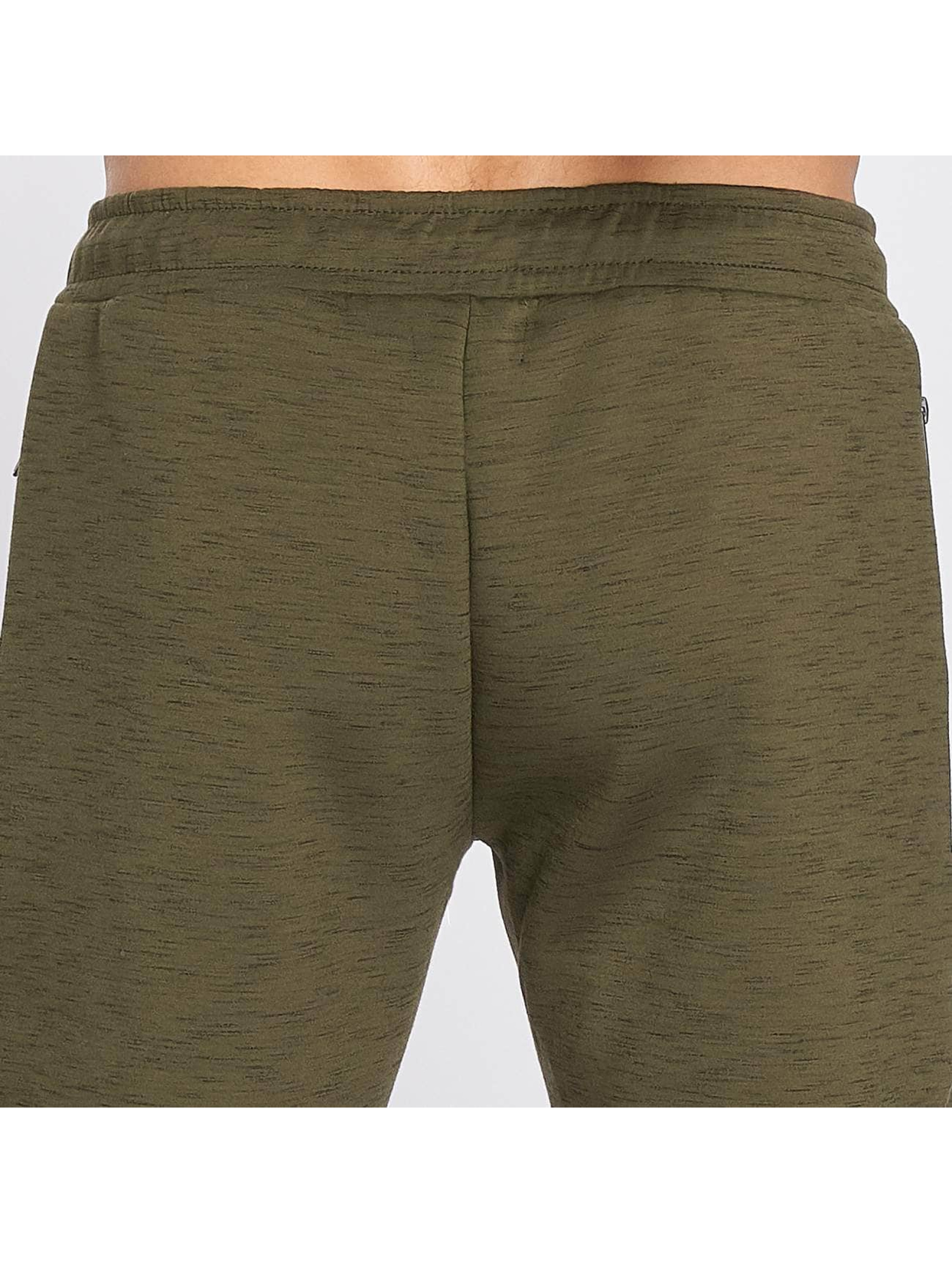 GymCodes Jogging Athletic-Fit olive
