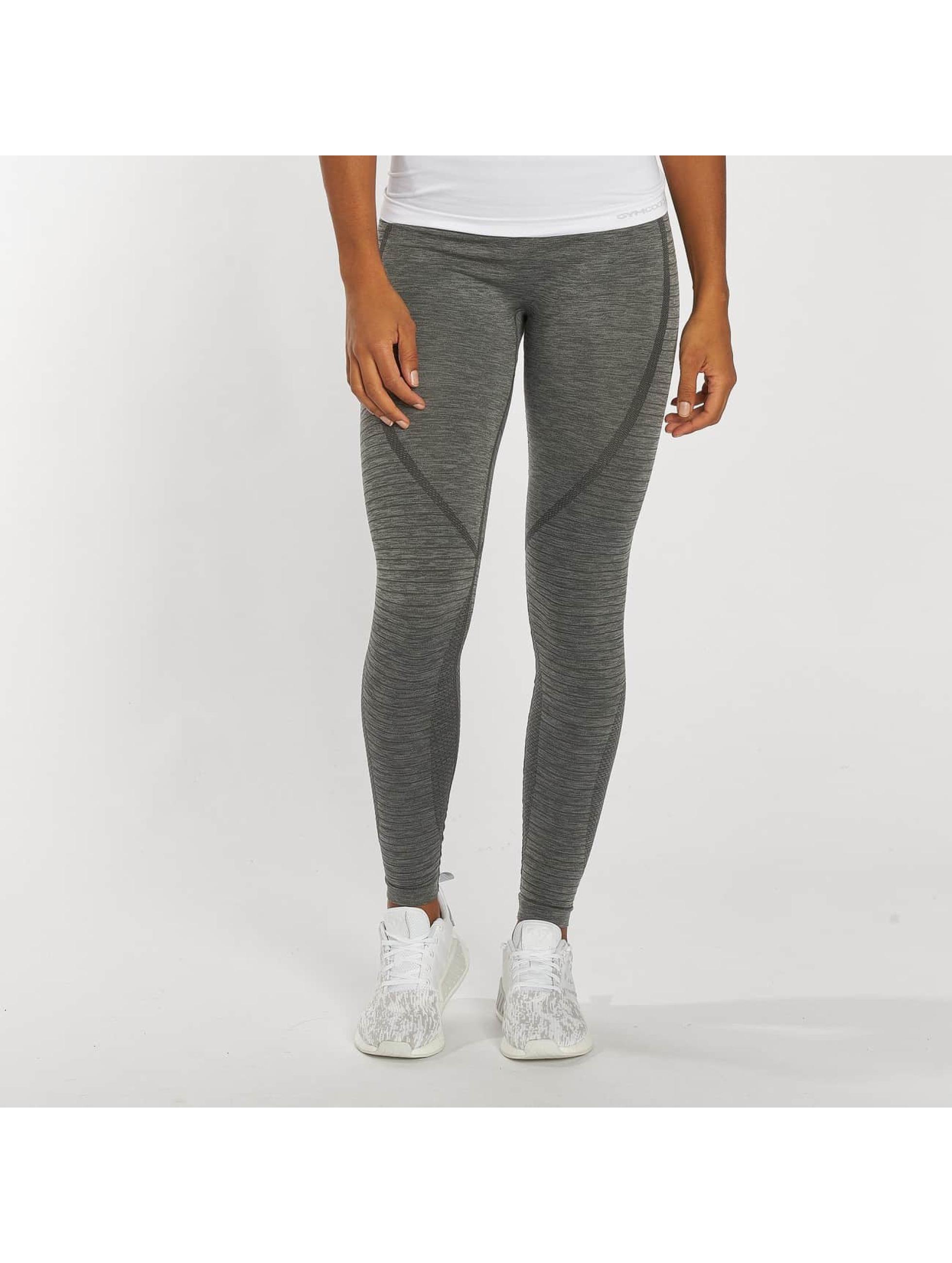 GymCodes Legging Flex High-Waist grijs