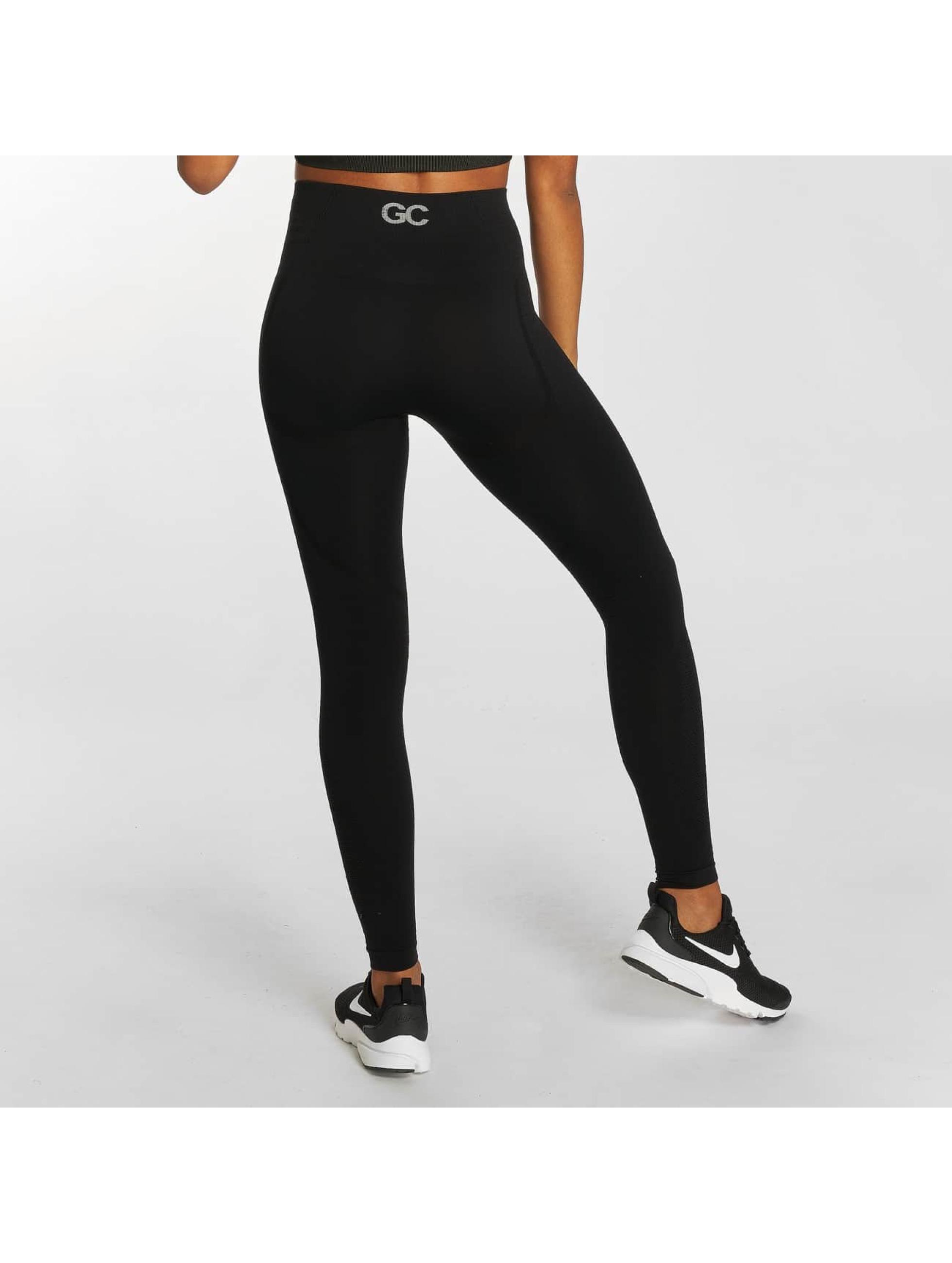GymCodes Legging/Tregging Flex High-Waist negro