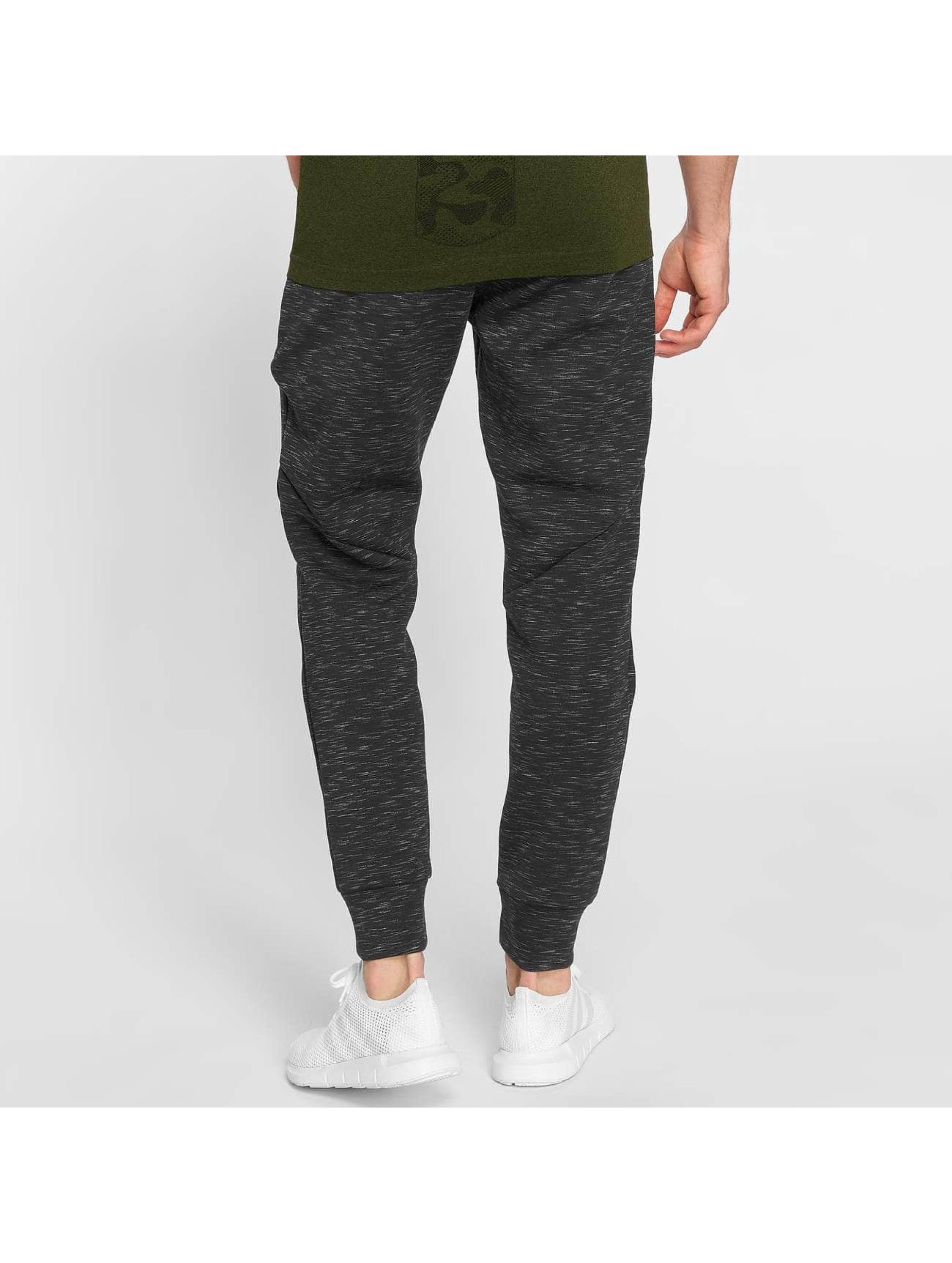 GymCodes Spodnie do joggingu Athletic-Fit czarny