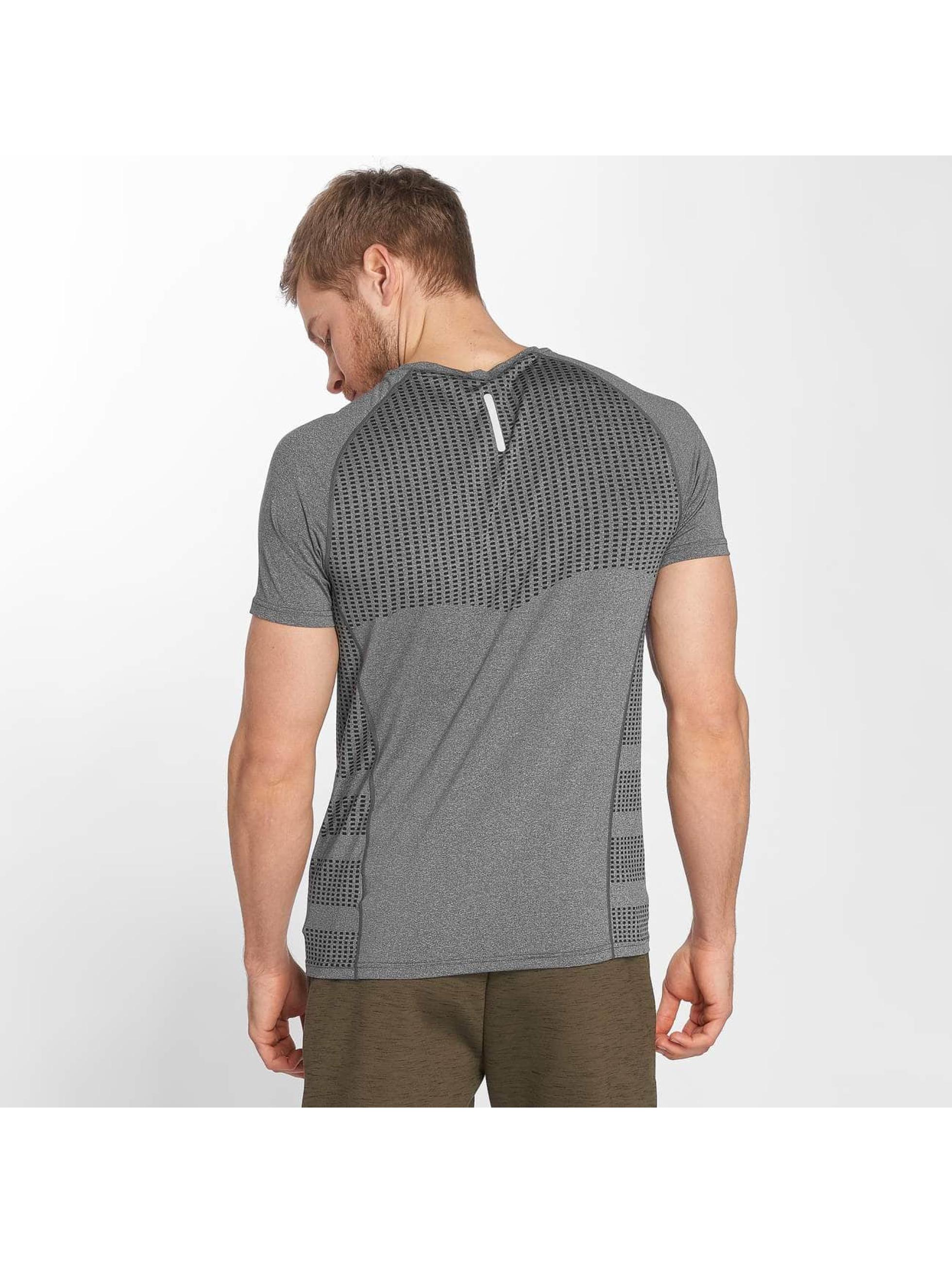 GymCodes T-Shirt Performance grau