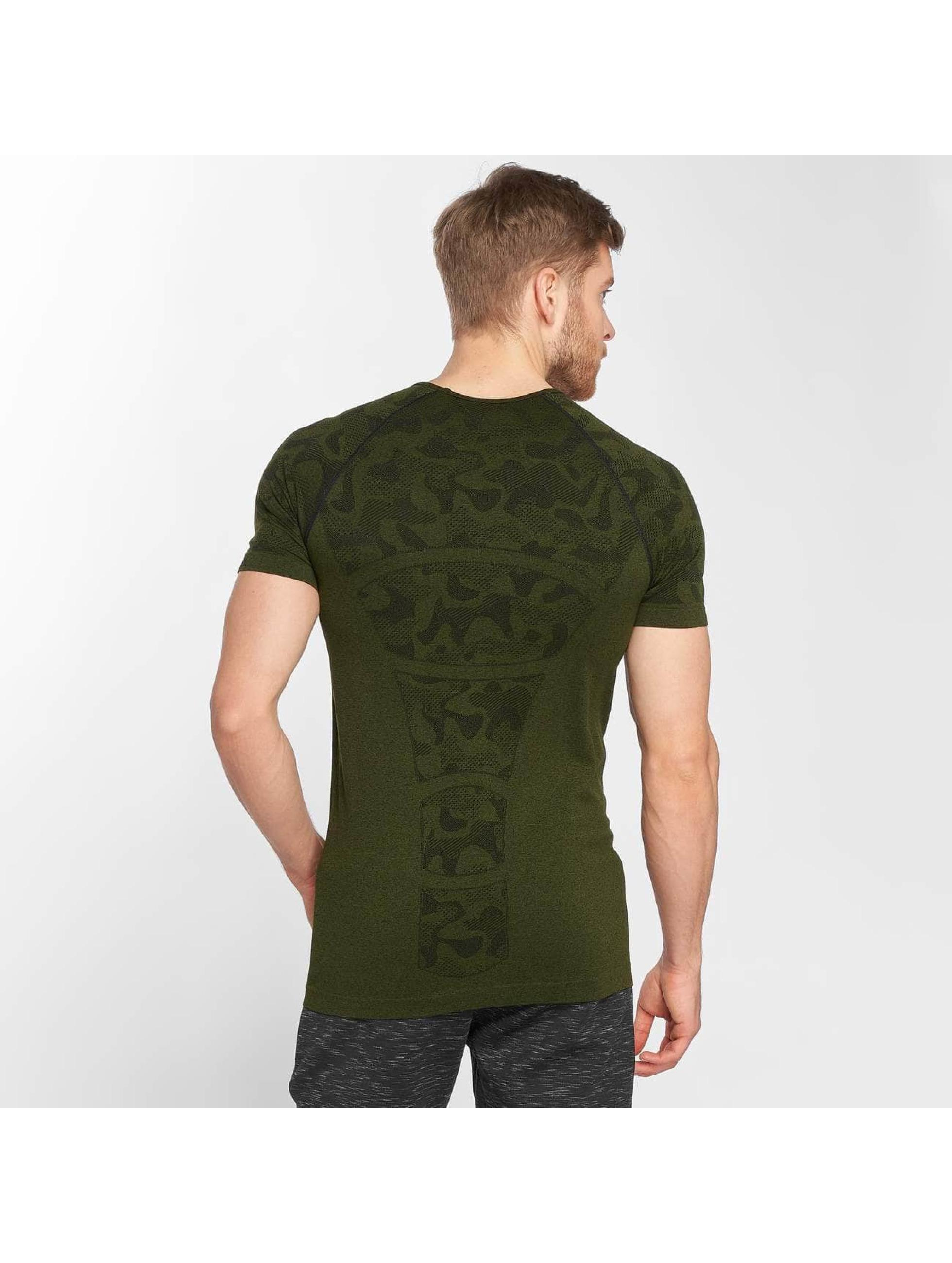 GymCodes T-skjorter Performance kamuflasje