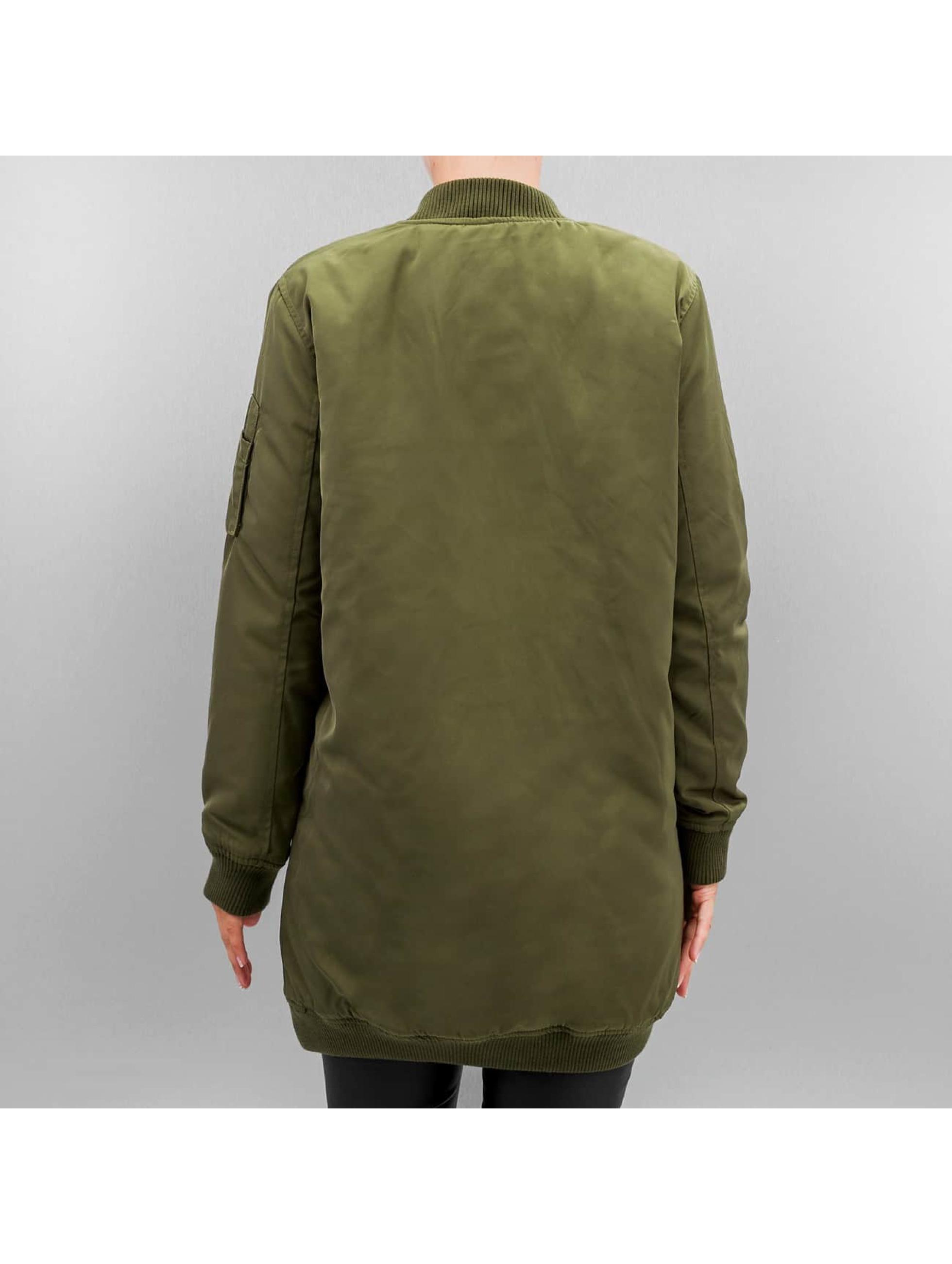 Hailys Куртка-бомбардир Alexa Pop хаки