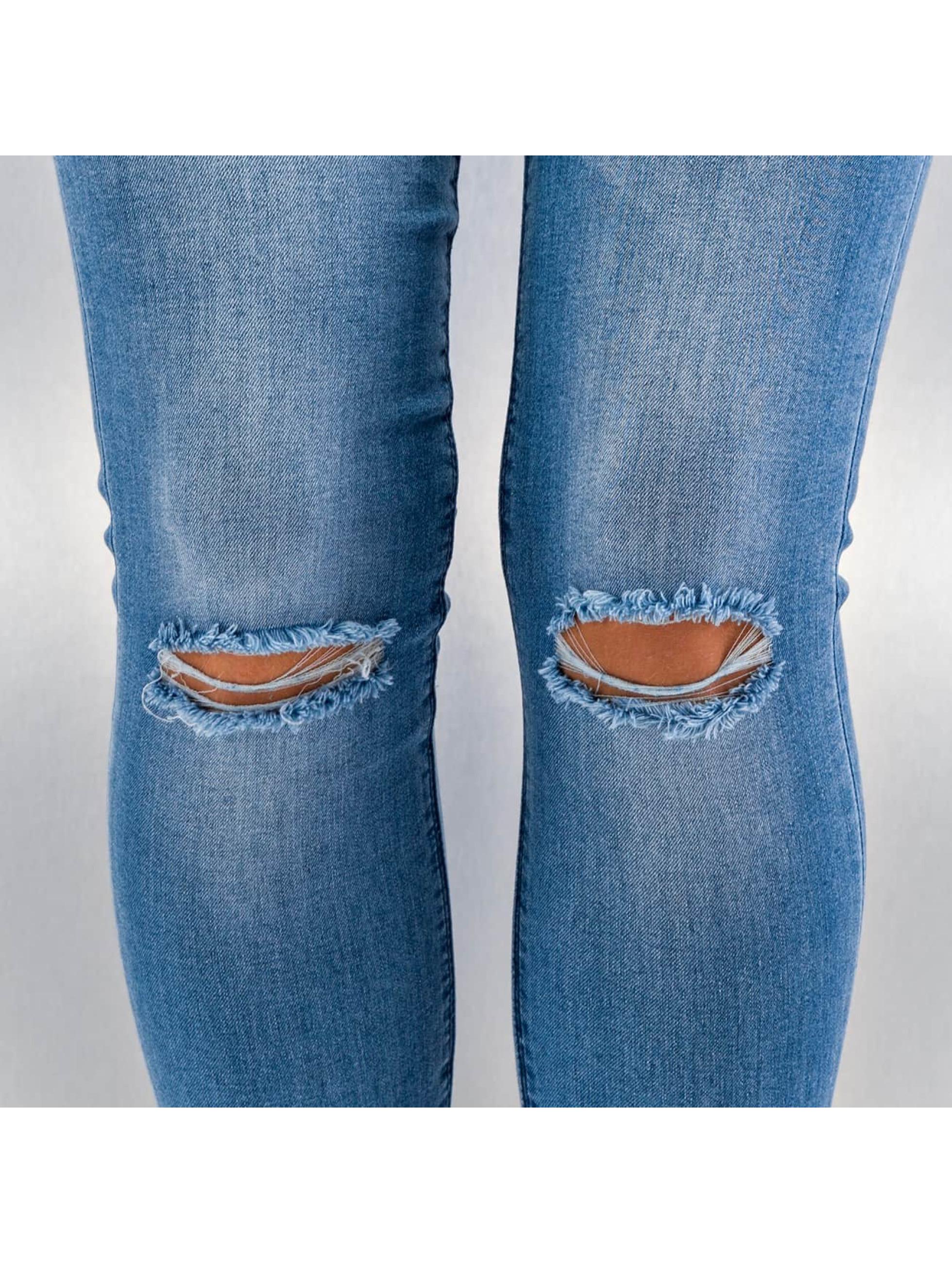 Hailys Облегающие джинсы Ina синий