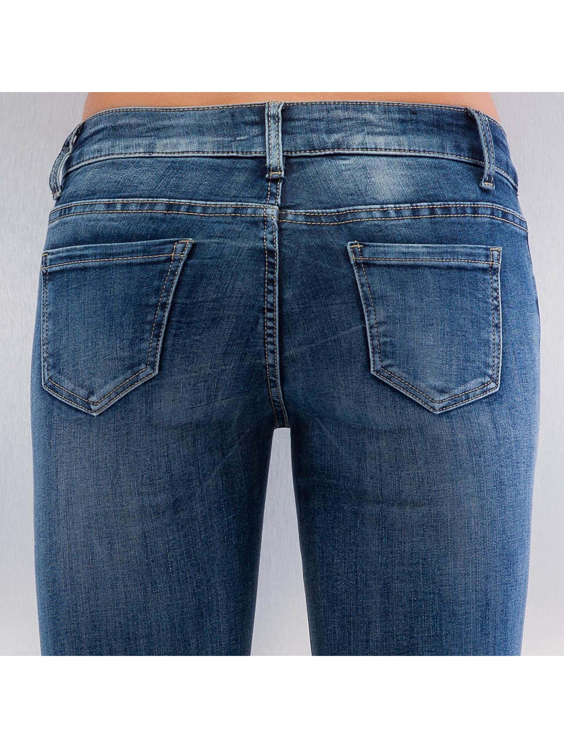 Hailys Облегающие джинсы Wiona синий