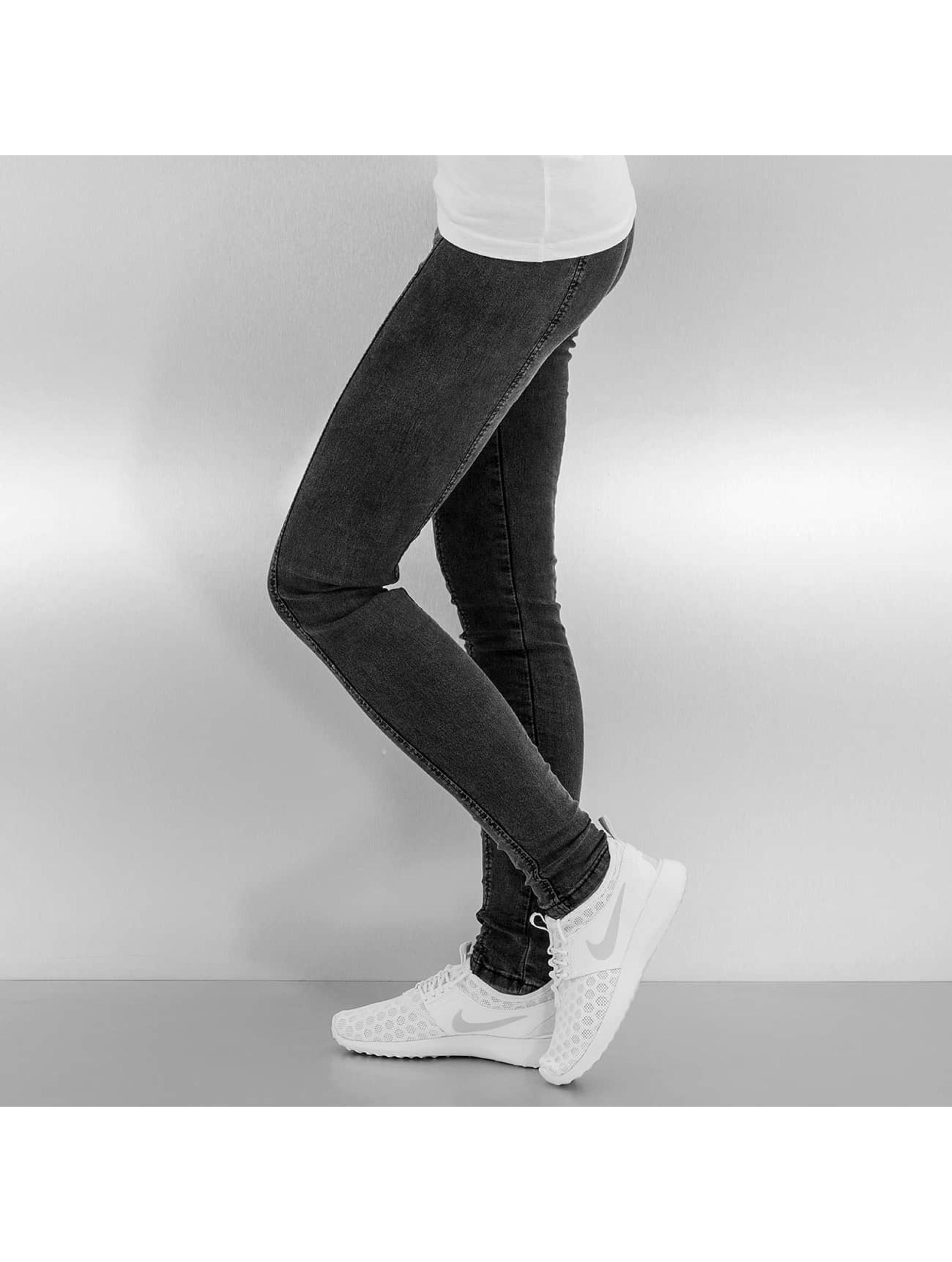Hailys Облегающие джинсы Jayla черный