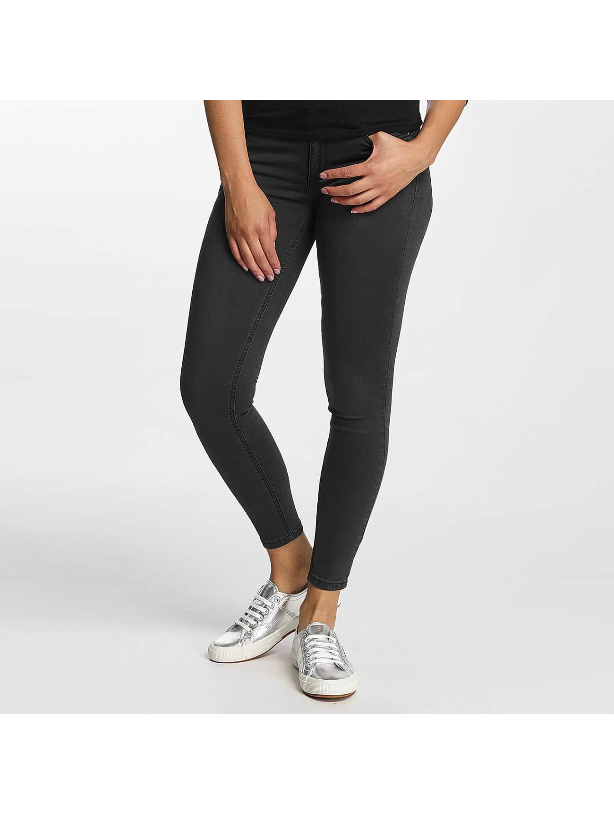 Hailys Облегающие джинсы Bella черный