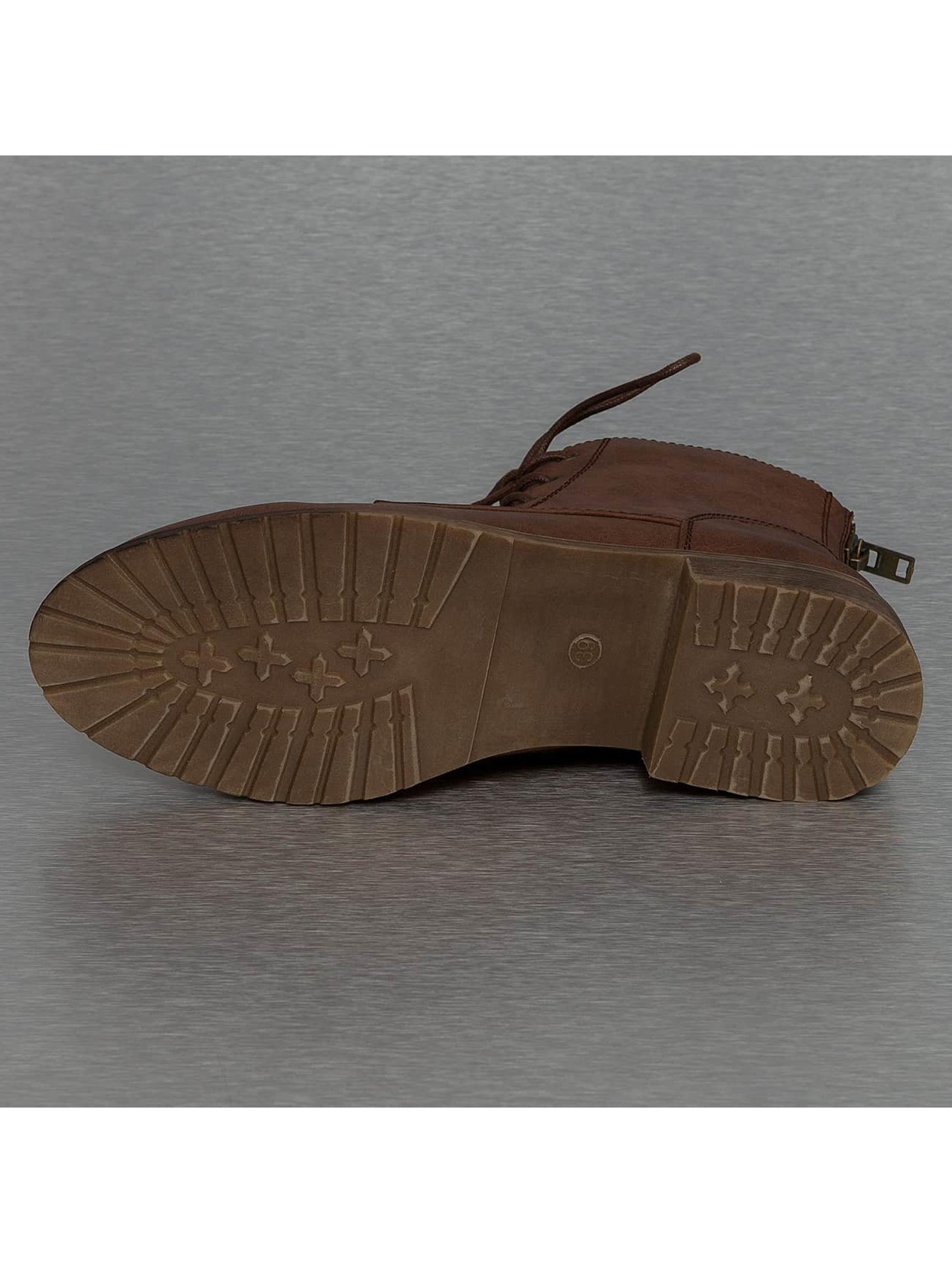 Hailys Сапоги / Полусапожки Annie коричневый
