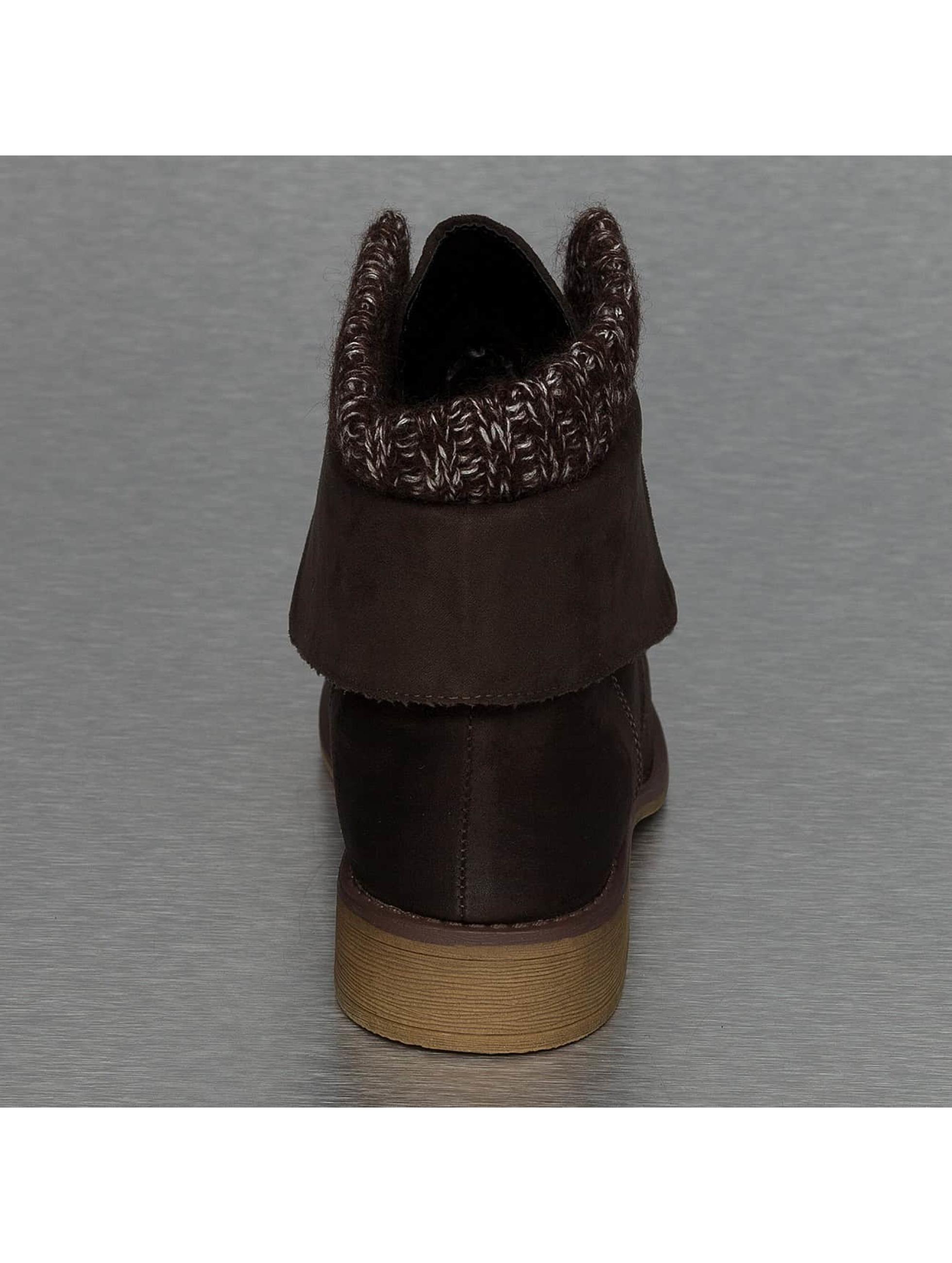 Hailys Сапоги / Полусапожки Ariana коричневый