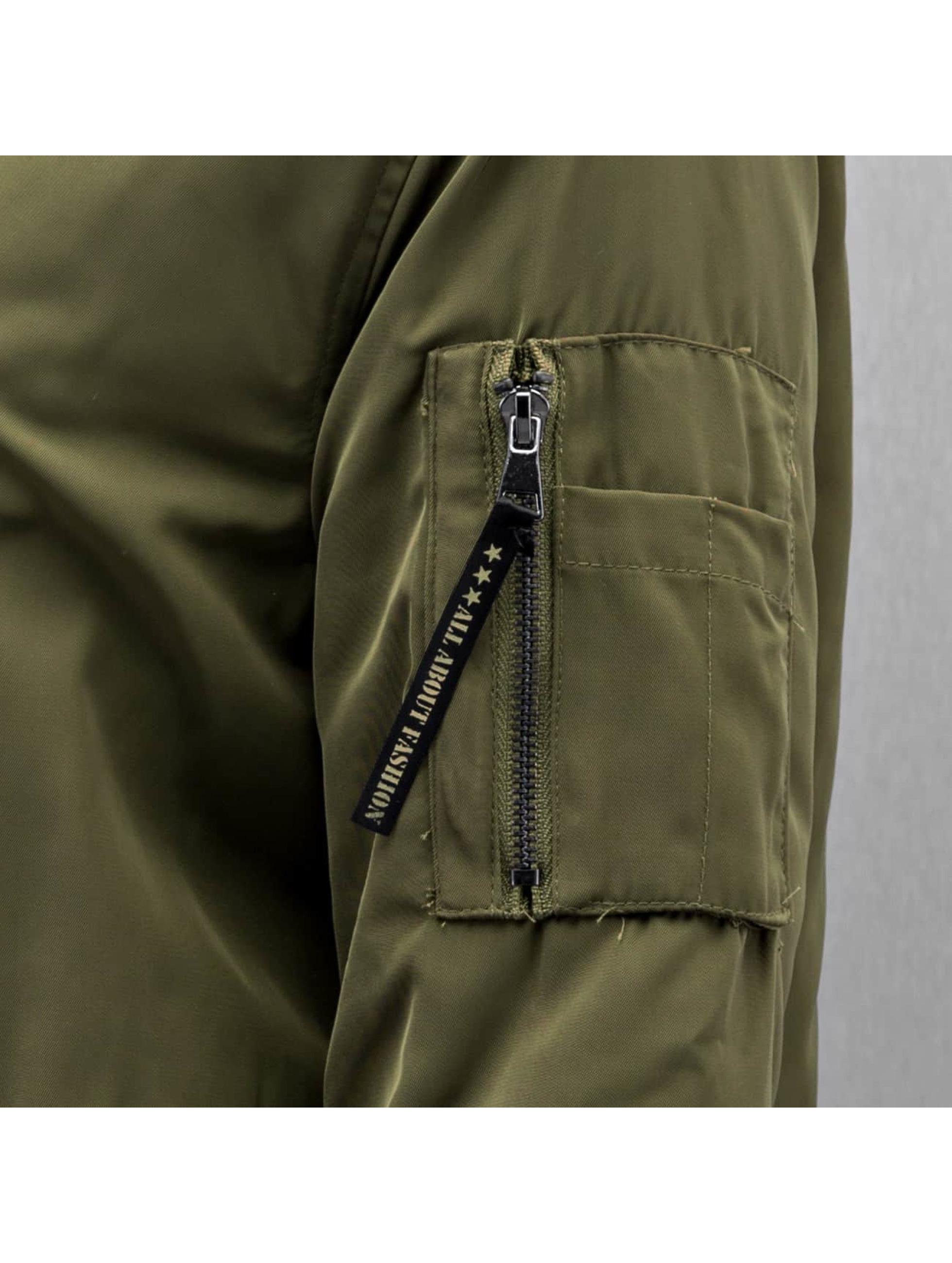 Hailys Bomber jacket Alexa Pop khaki