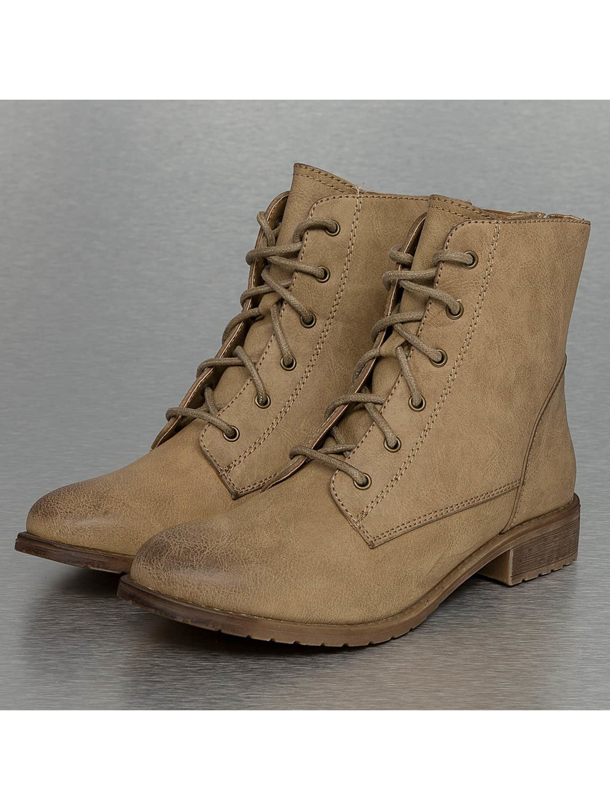 Hailys Boots/Ankle boots Annie beige