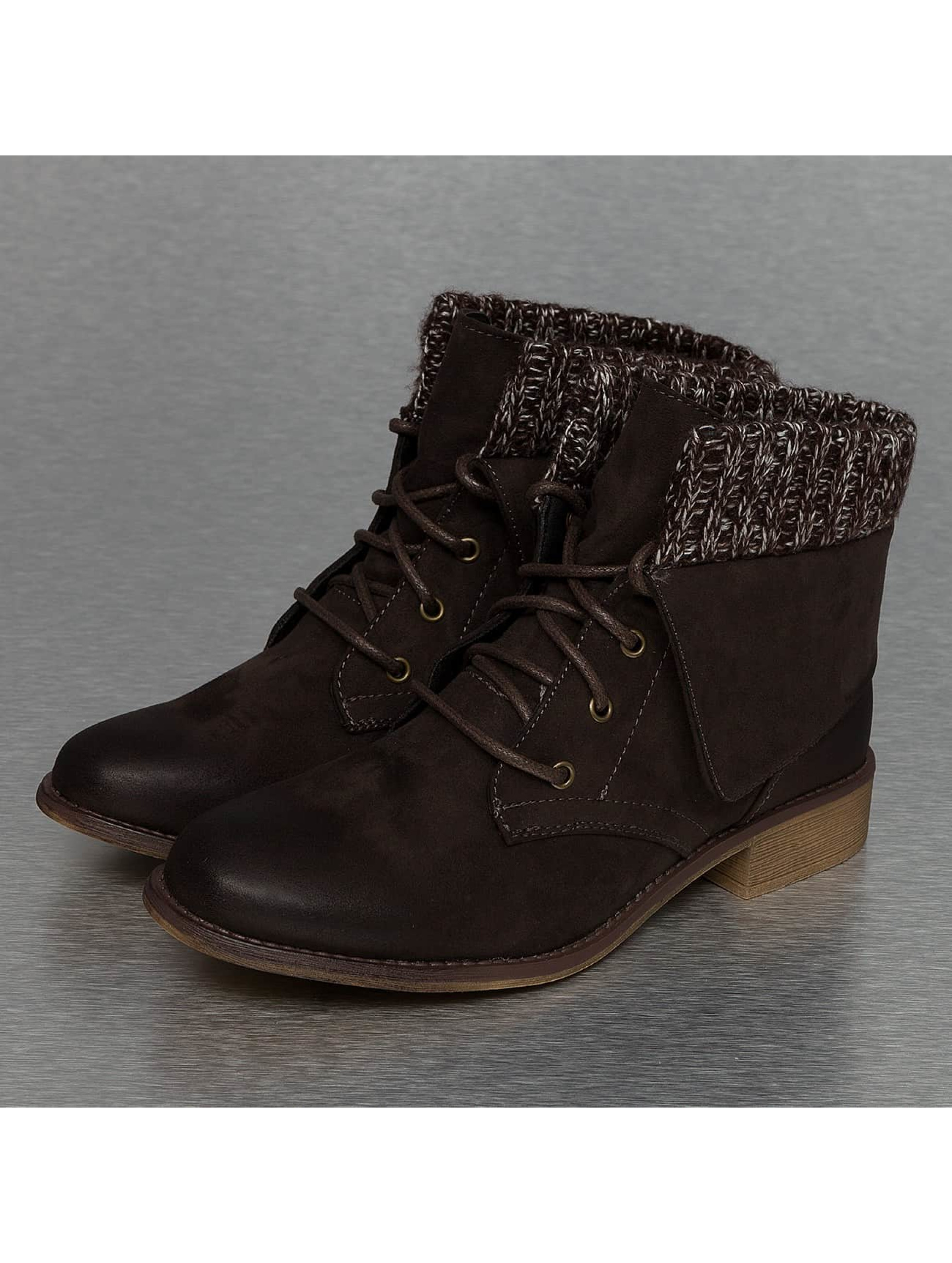 Hailys Boots/Ankle boots Ariana brown