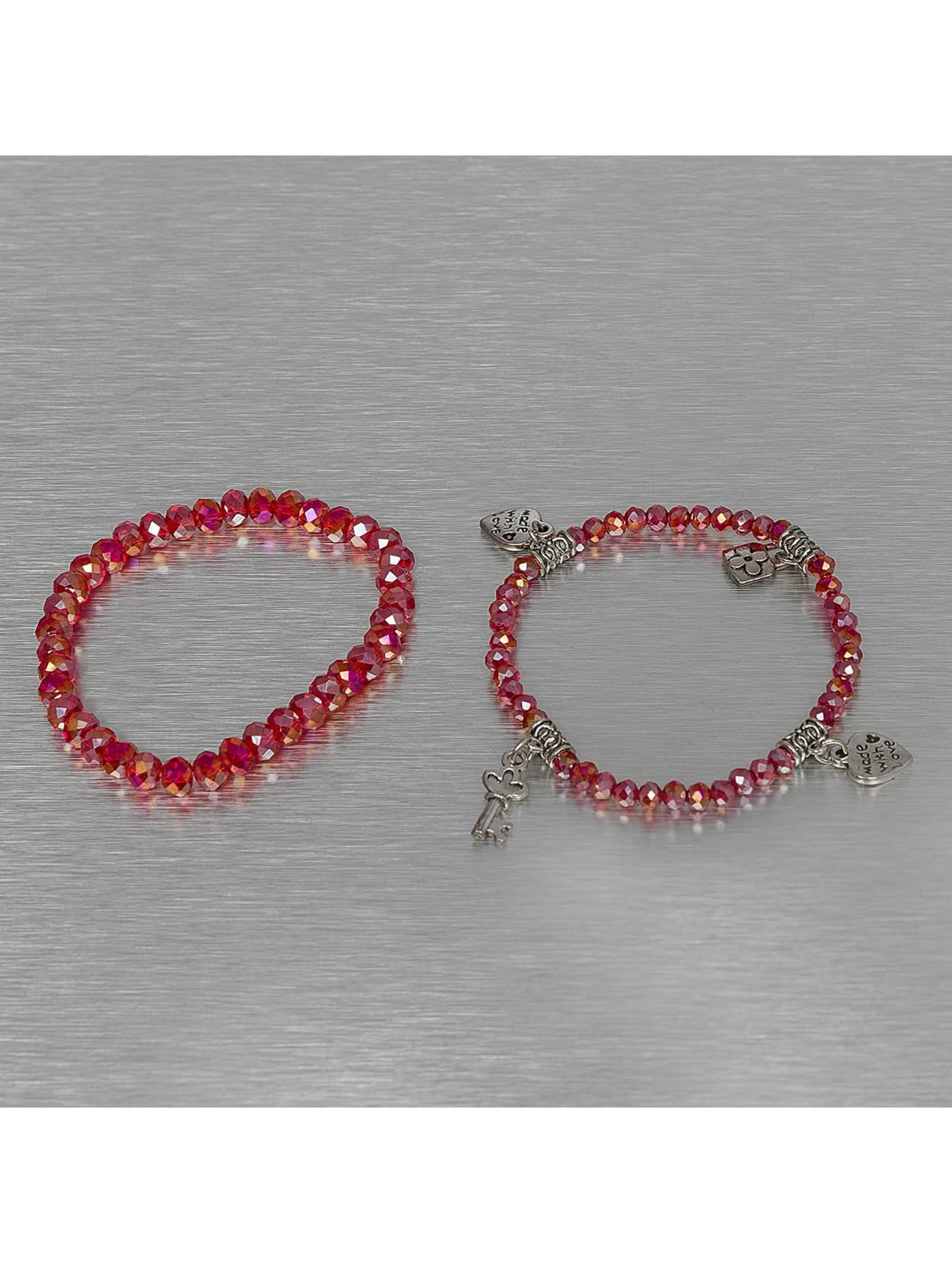 Hailys Bracelet Chrissy red