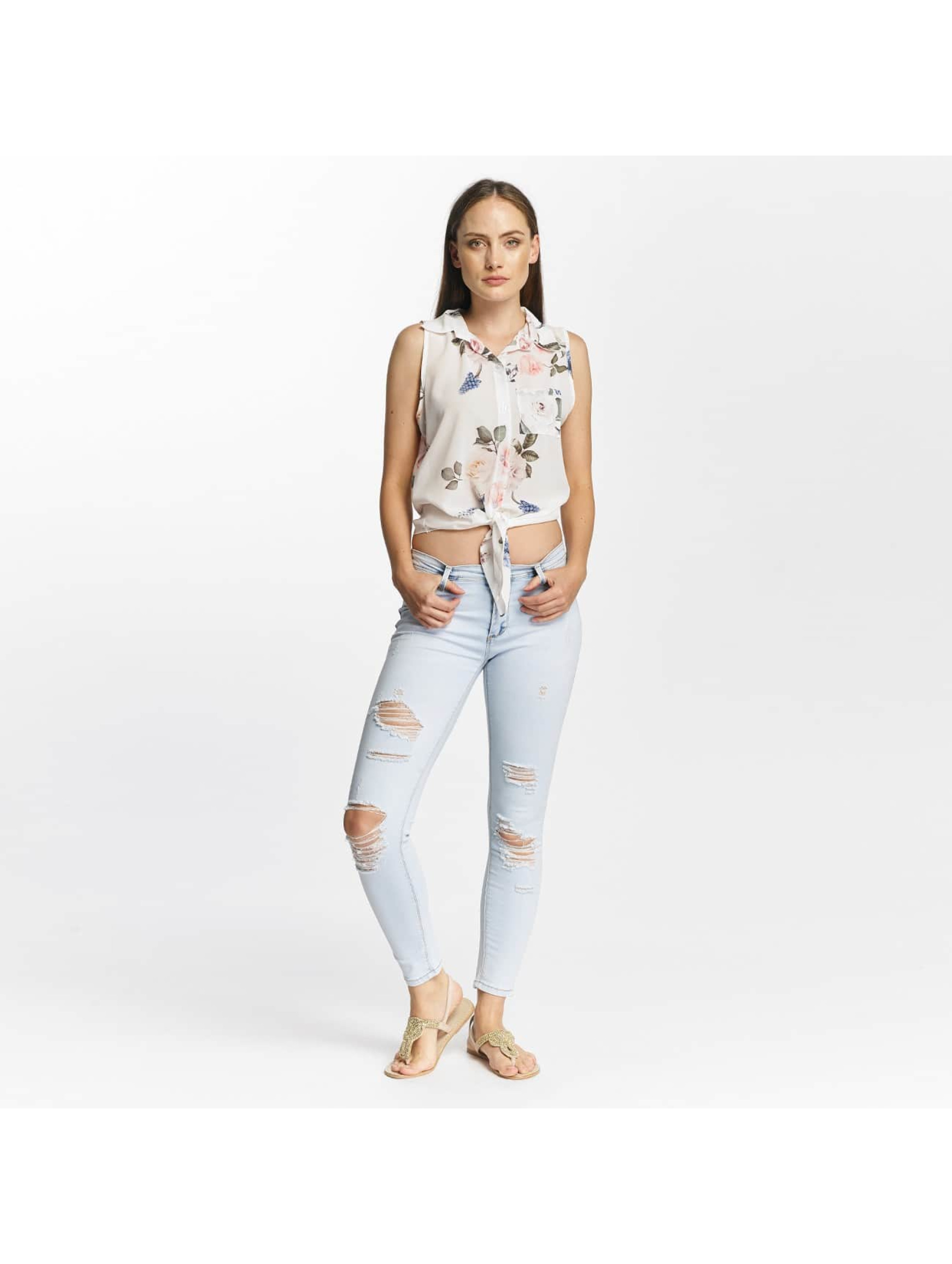 Hailys Camicia/Blusa Sarina bianco