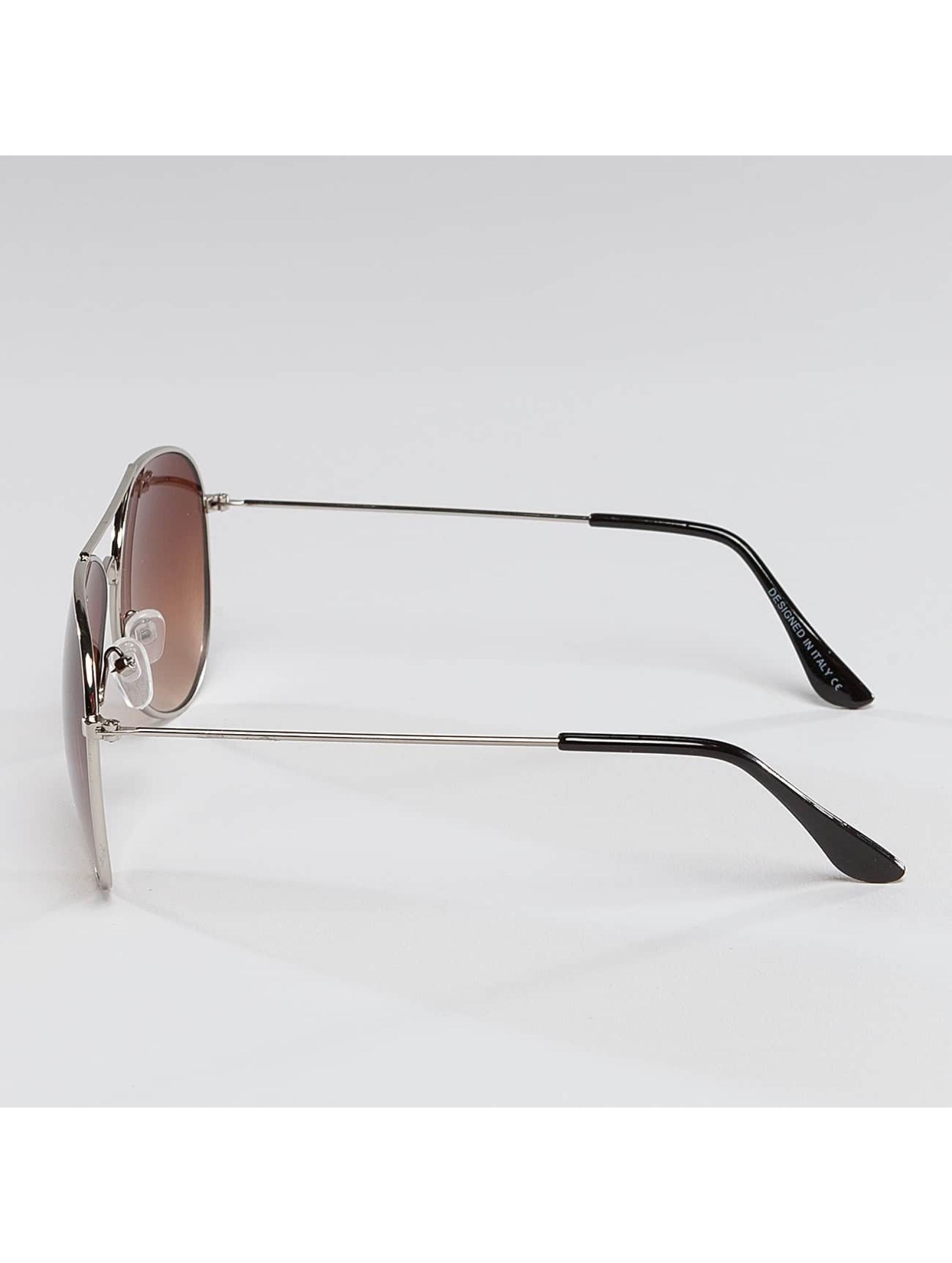 Hailys Gafas Pilot plata