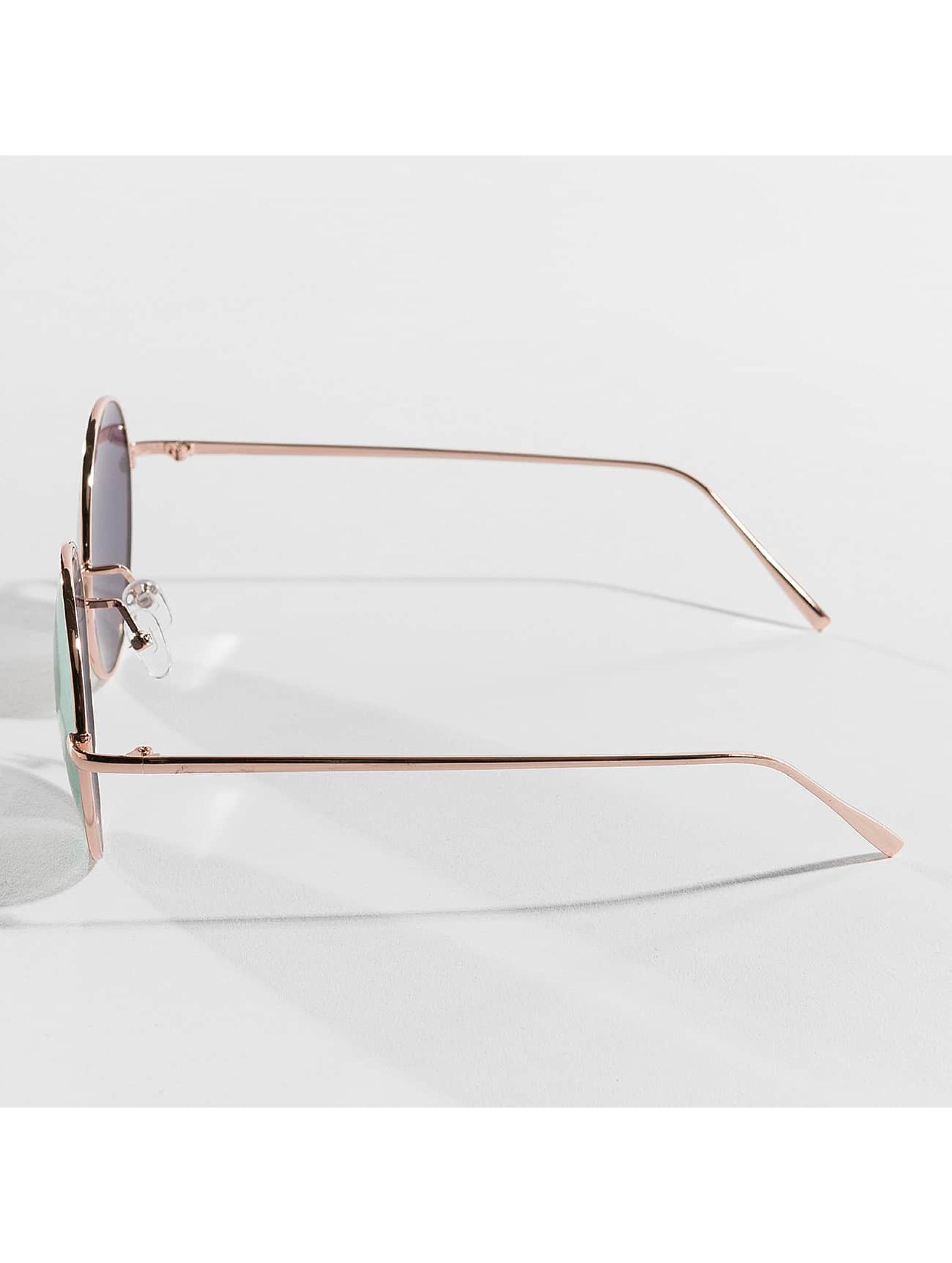 Hailys Gafas Luna rosa