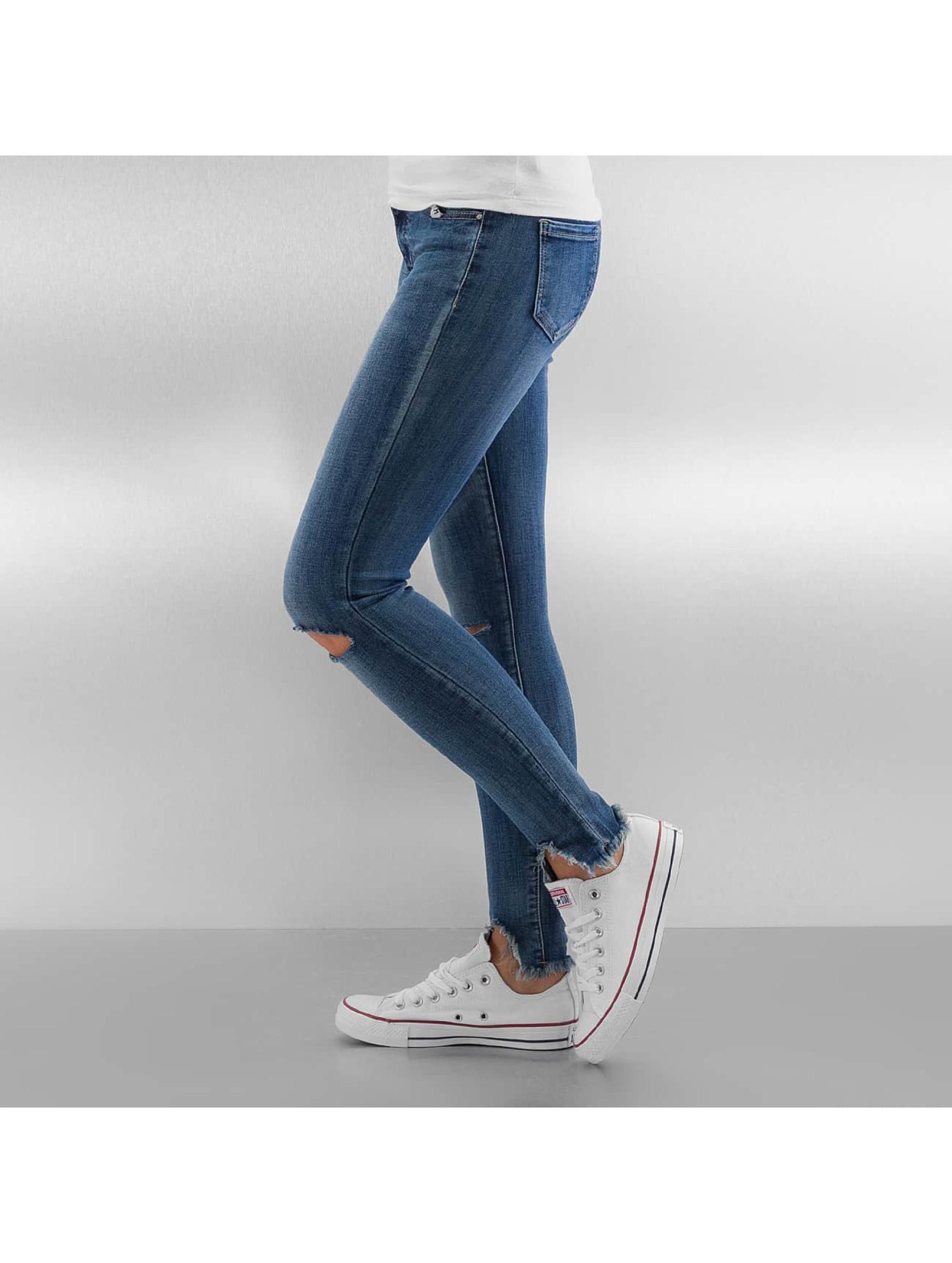 Hailys Jean skinny Wiona bleu