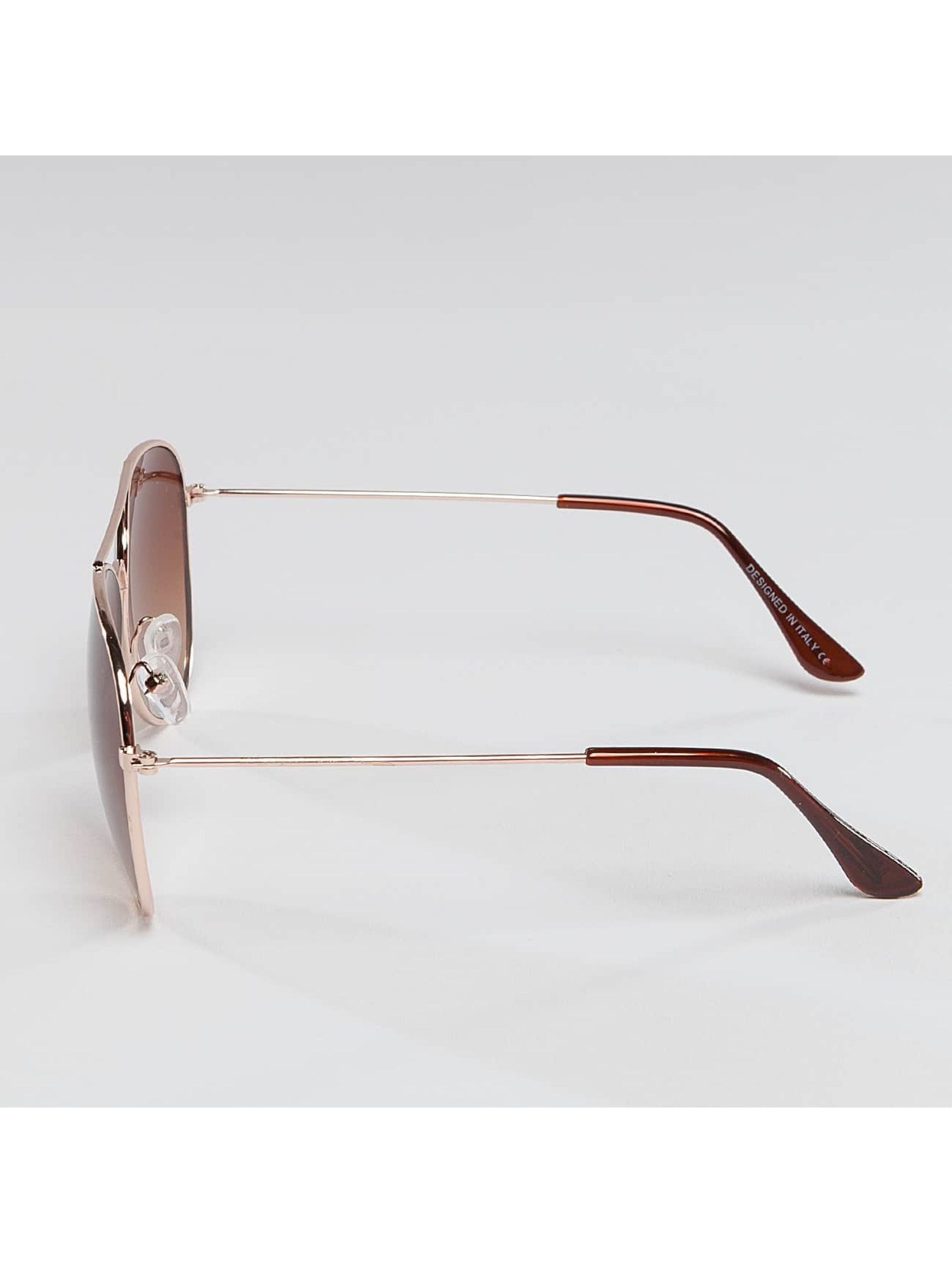 Hailys Okulary Pilot rózowy