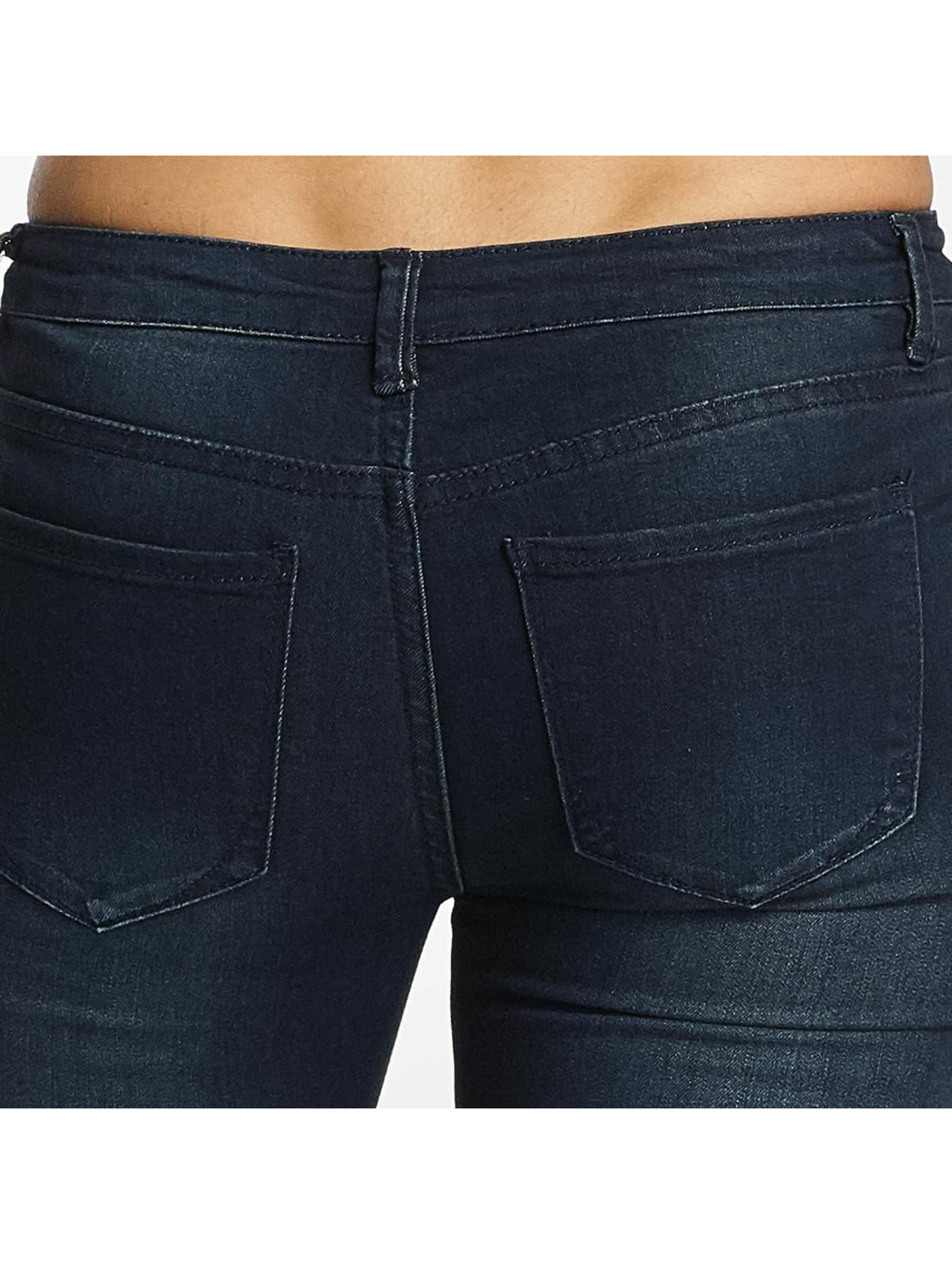 Hailys Skinny Jeans Mia Basic čern