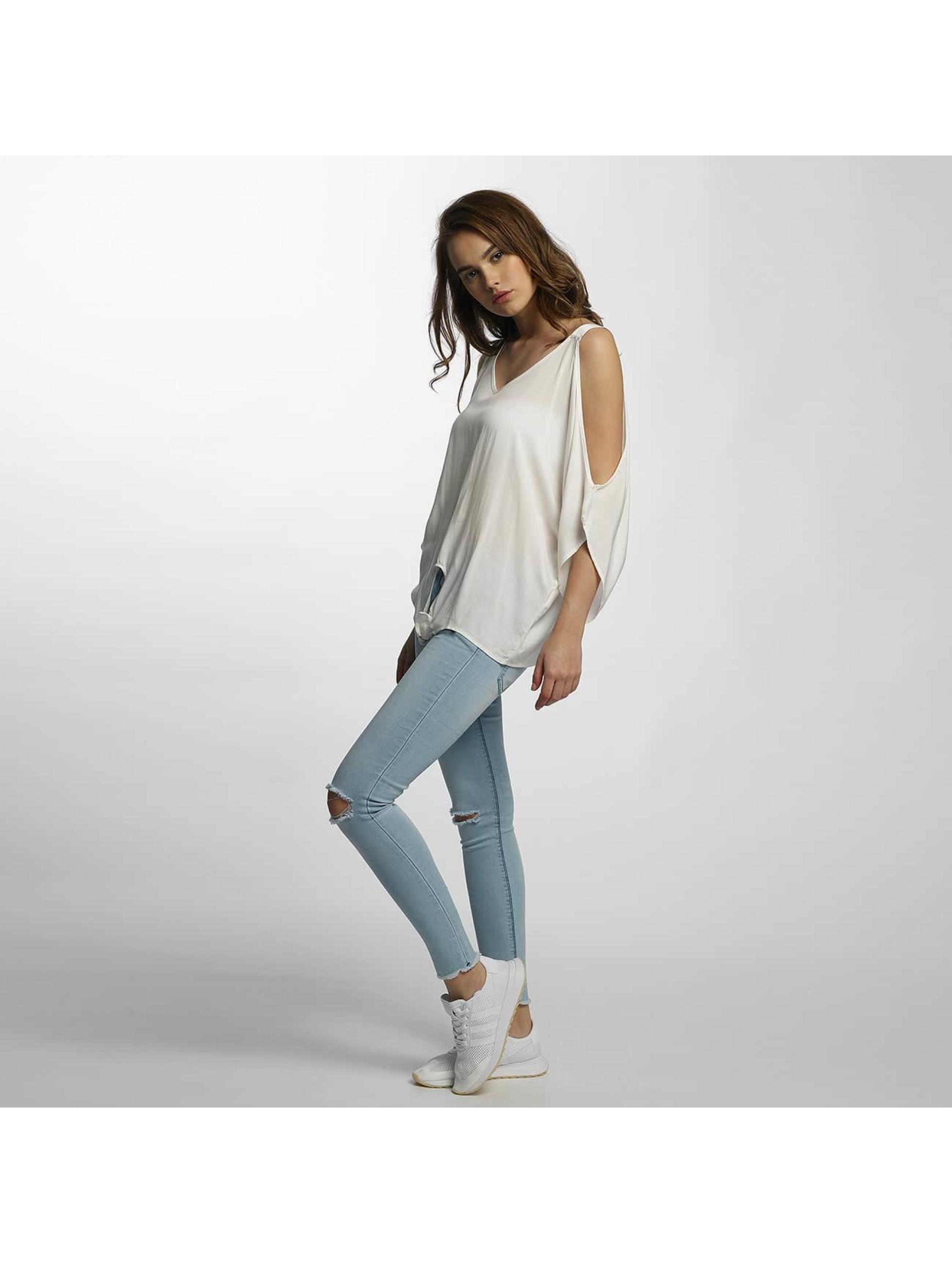 Hailys Skinny Jeans Ina blau