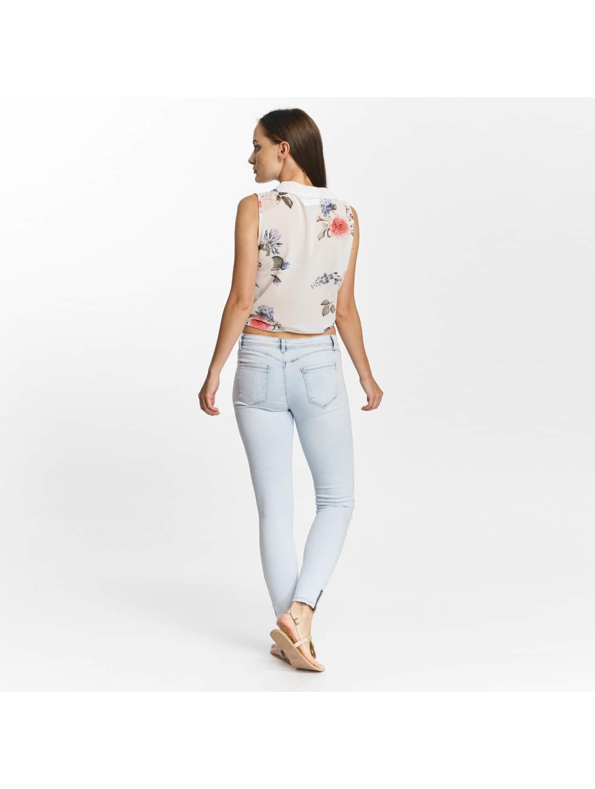 Hailys Skinny Jeans Lara blau