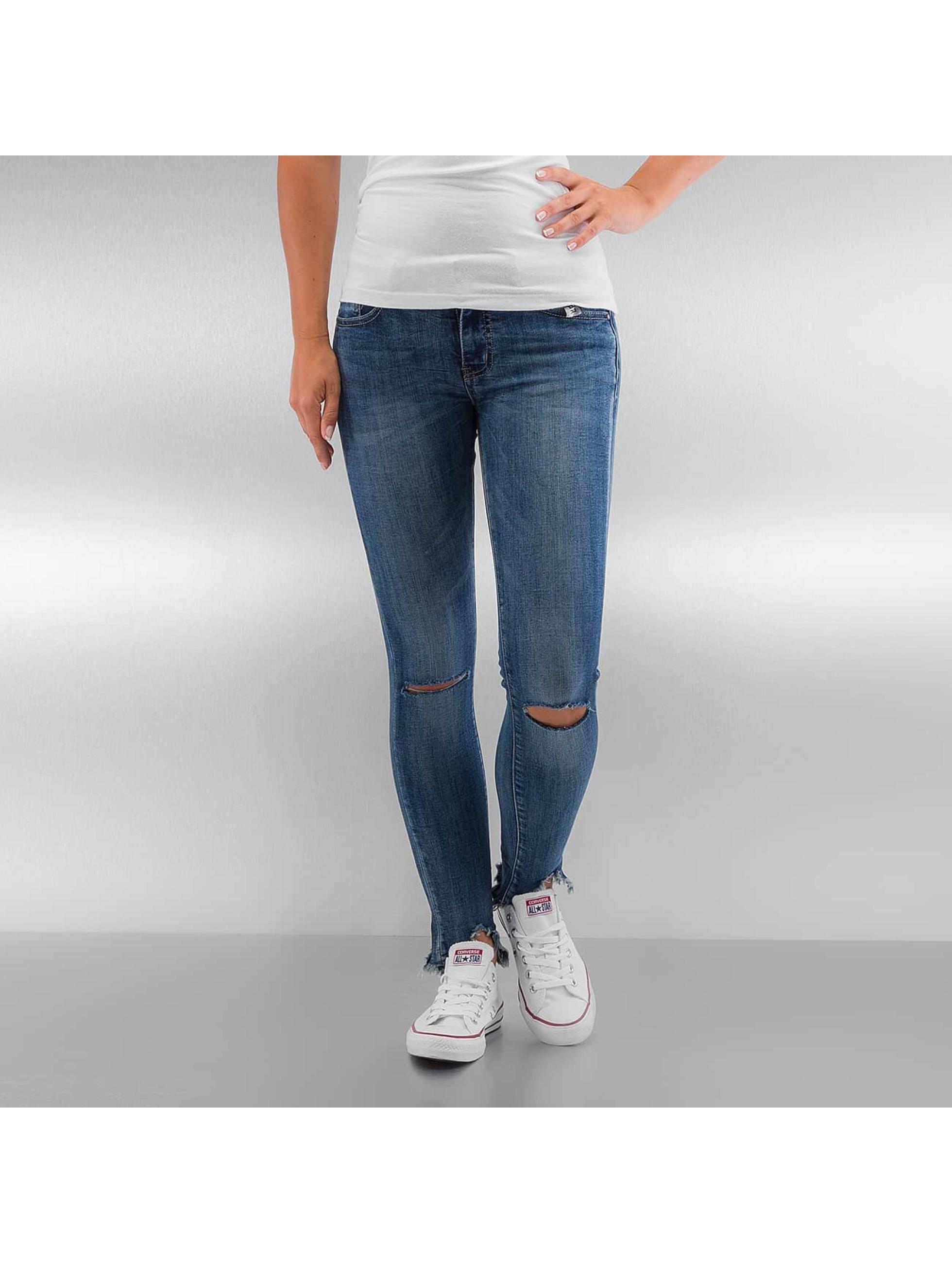 Hailys Skinny jeans Wiona blauw