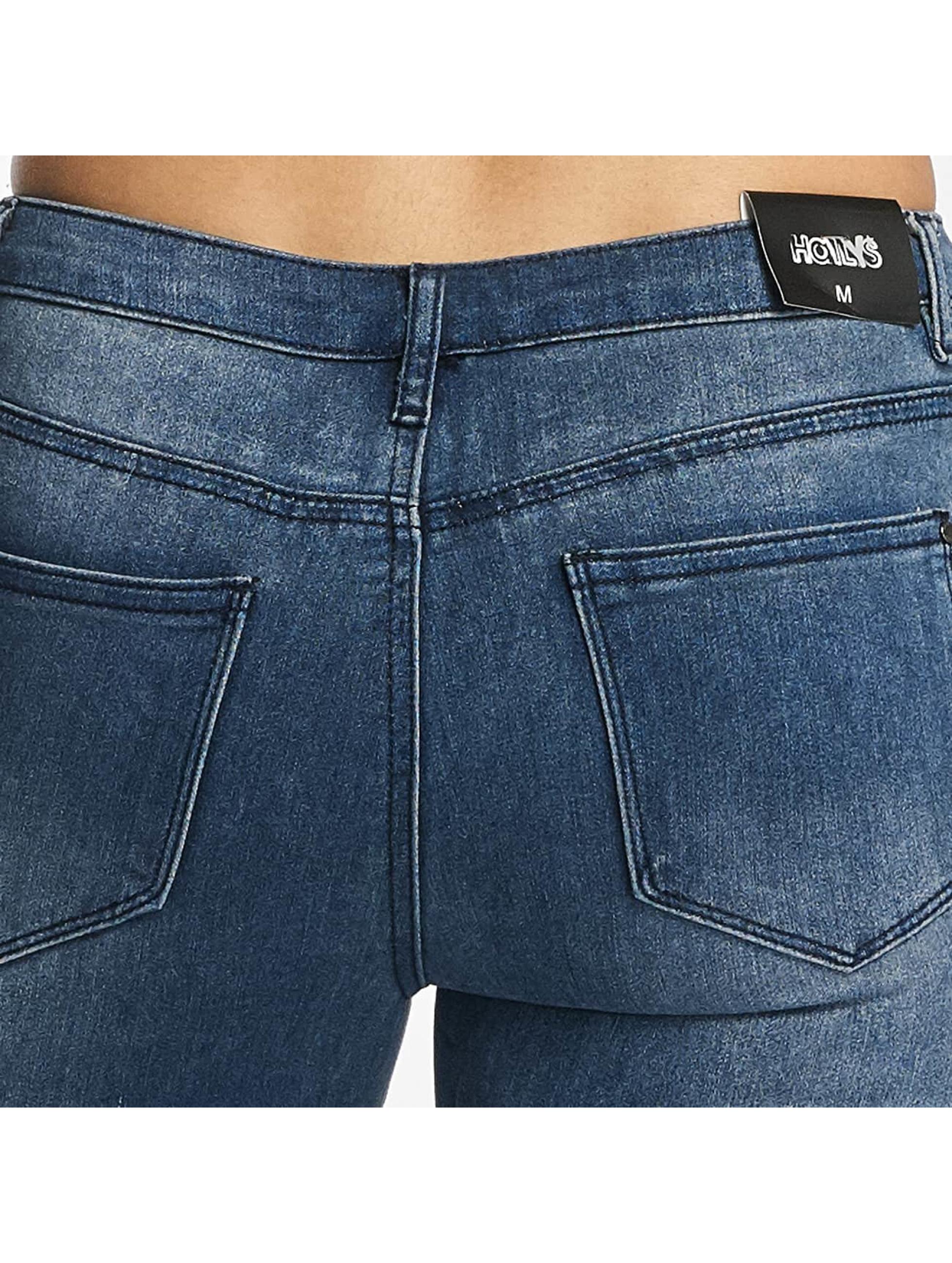 Hailys Skinny jeans Chiara blauw