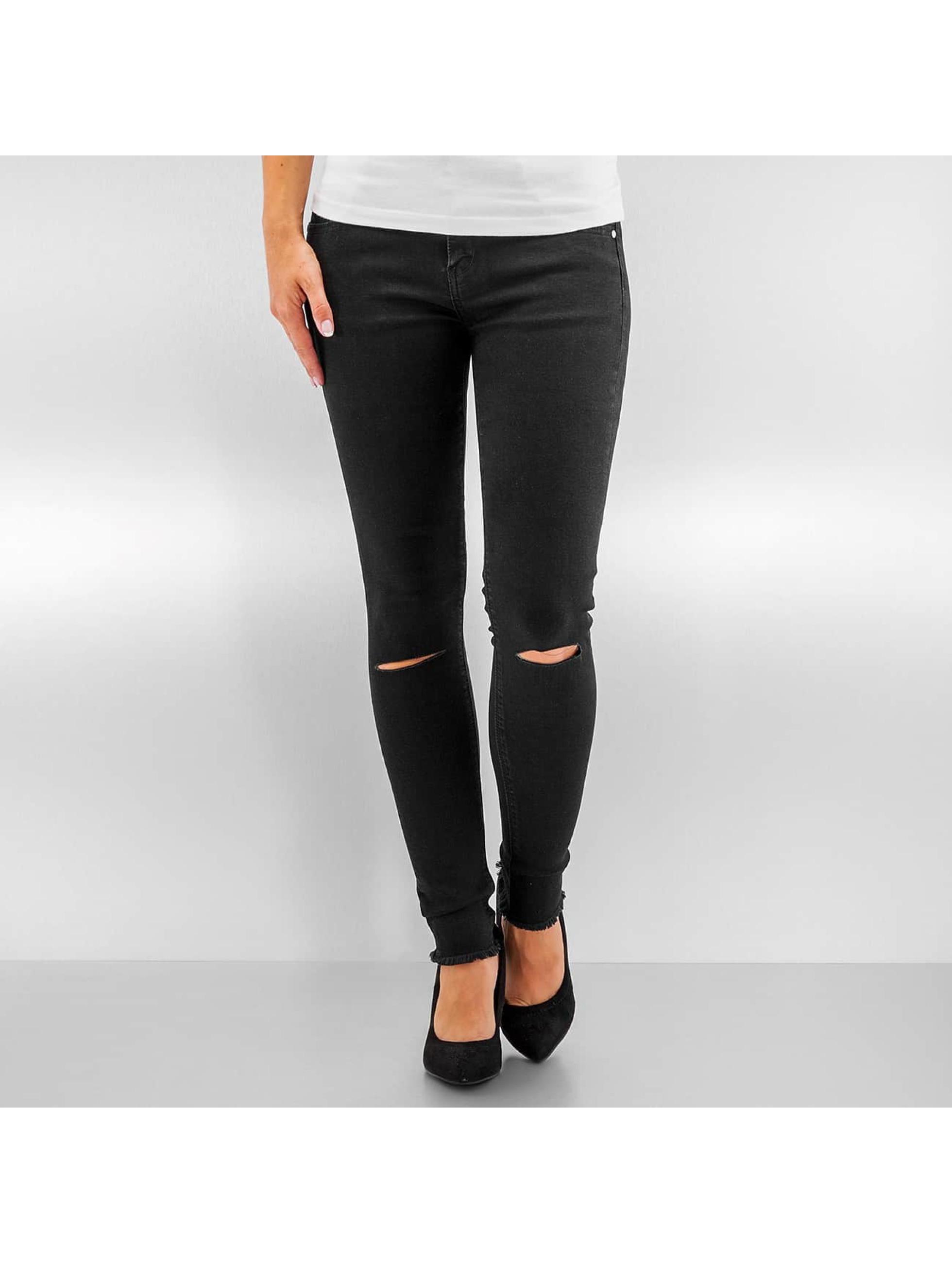 Skinny Jeans Ina in schwarz