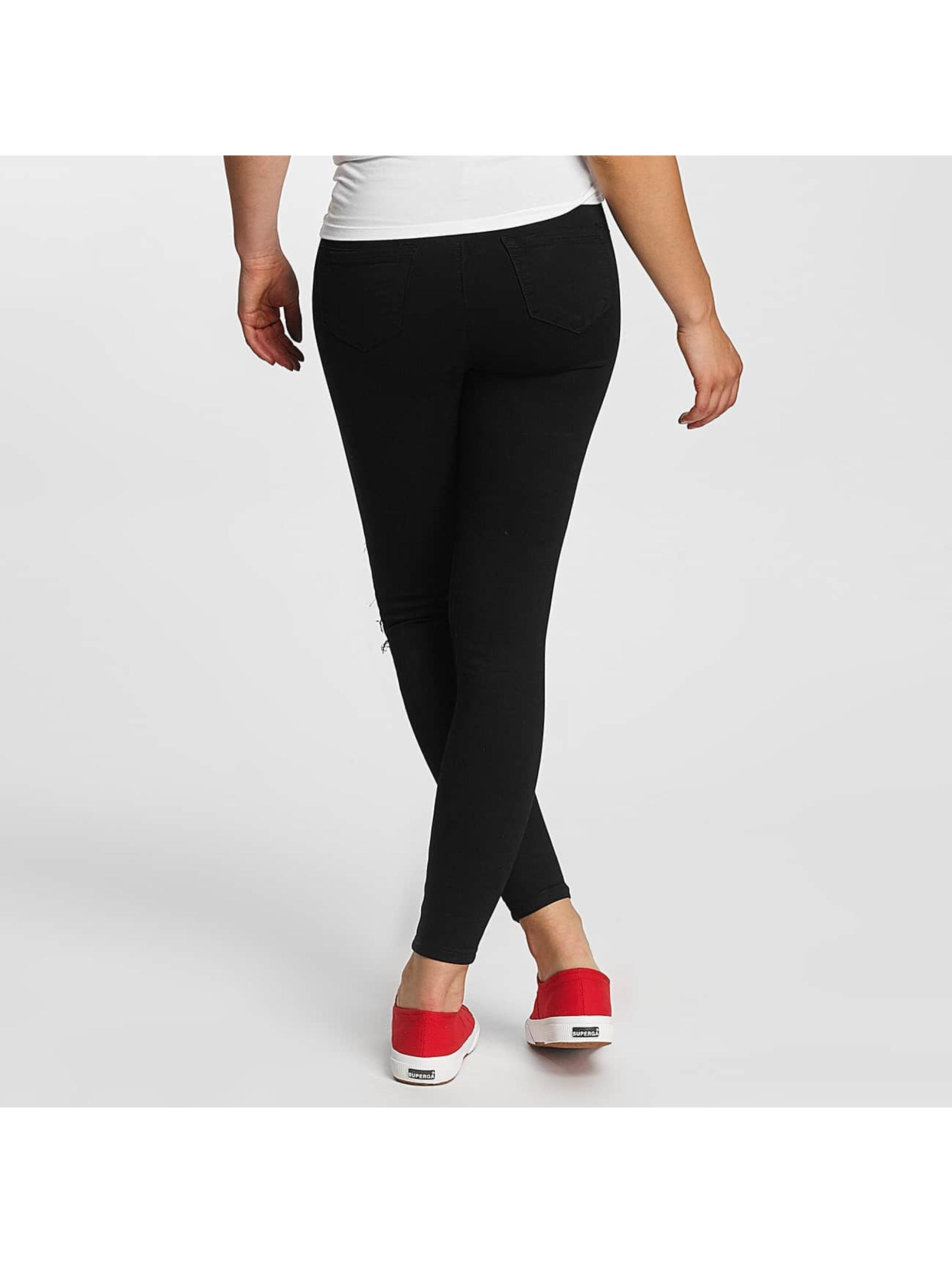 Hailys Skinny Jeans Netty schwarz