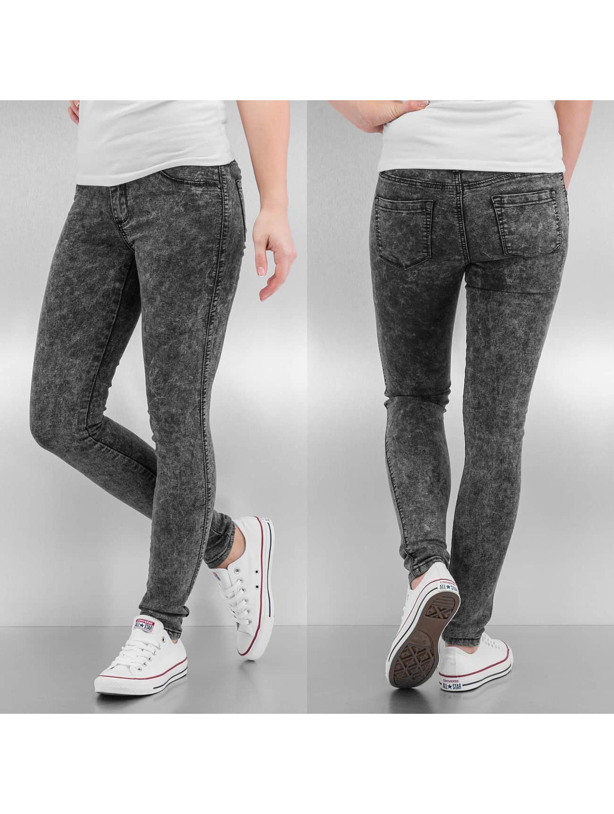 Hailys Skinny jeans Kelly zwart